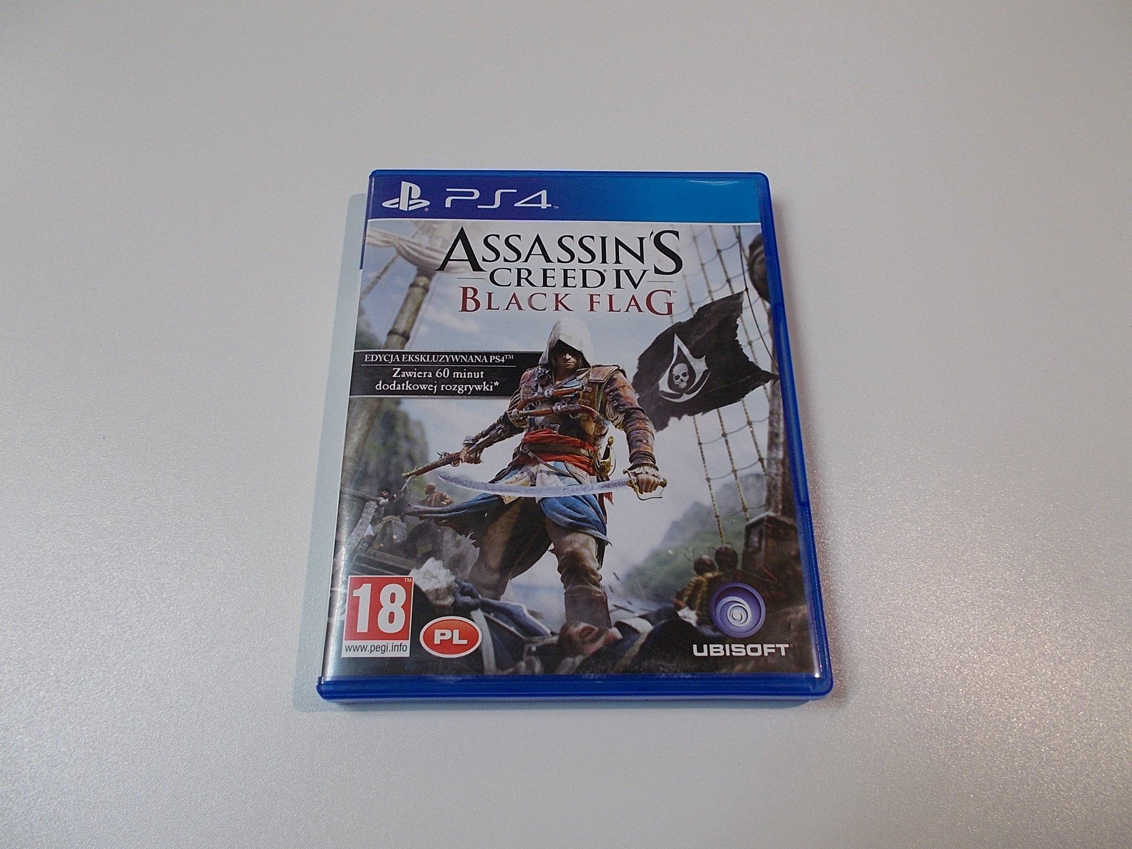 Assassins Creed IV Black Flag PL - GRA Ps4 - 0358