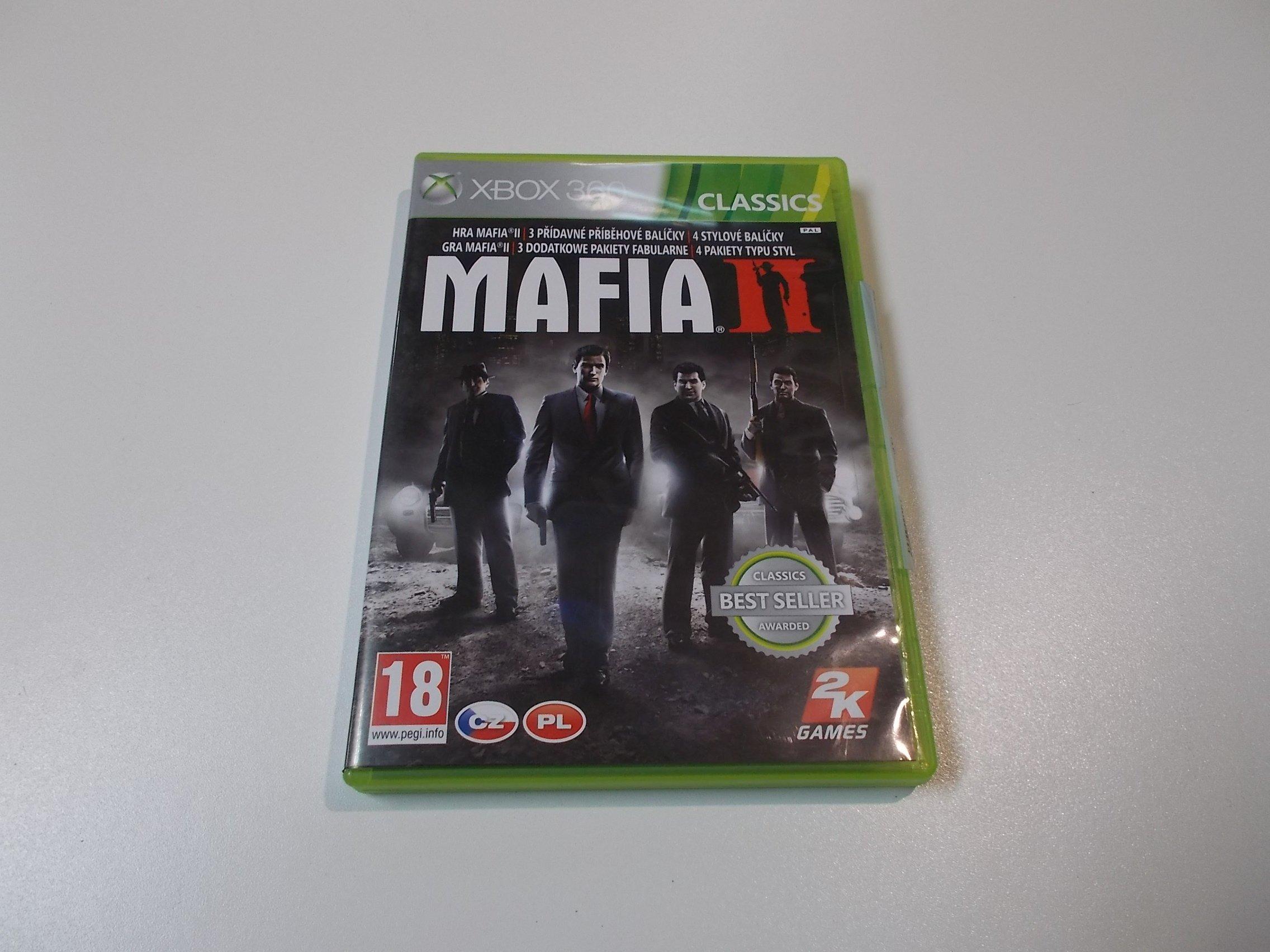 Mafia 2 - GRA Xbox 360 - Sklep