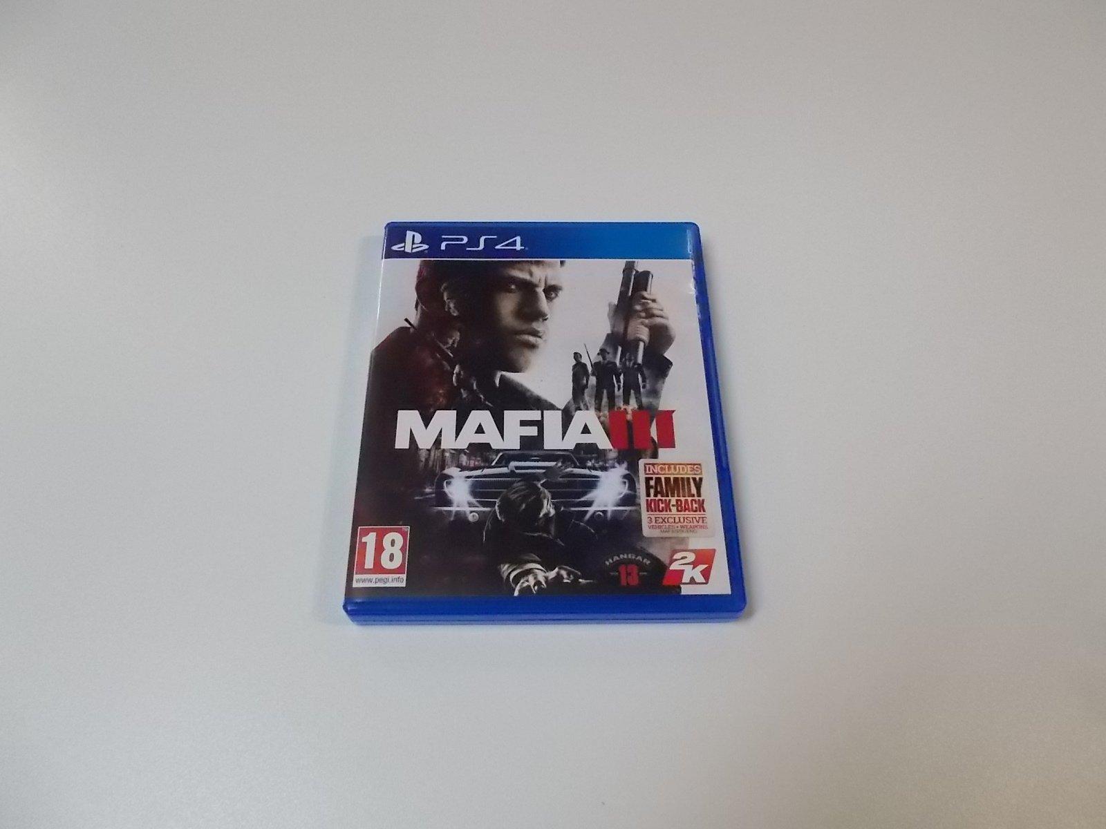 Mafia 3 III - GRA Ps4 - Opole 0495