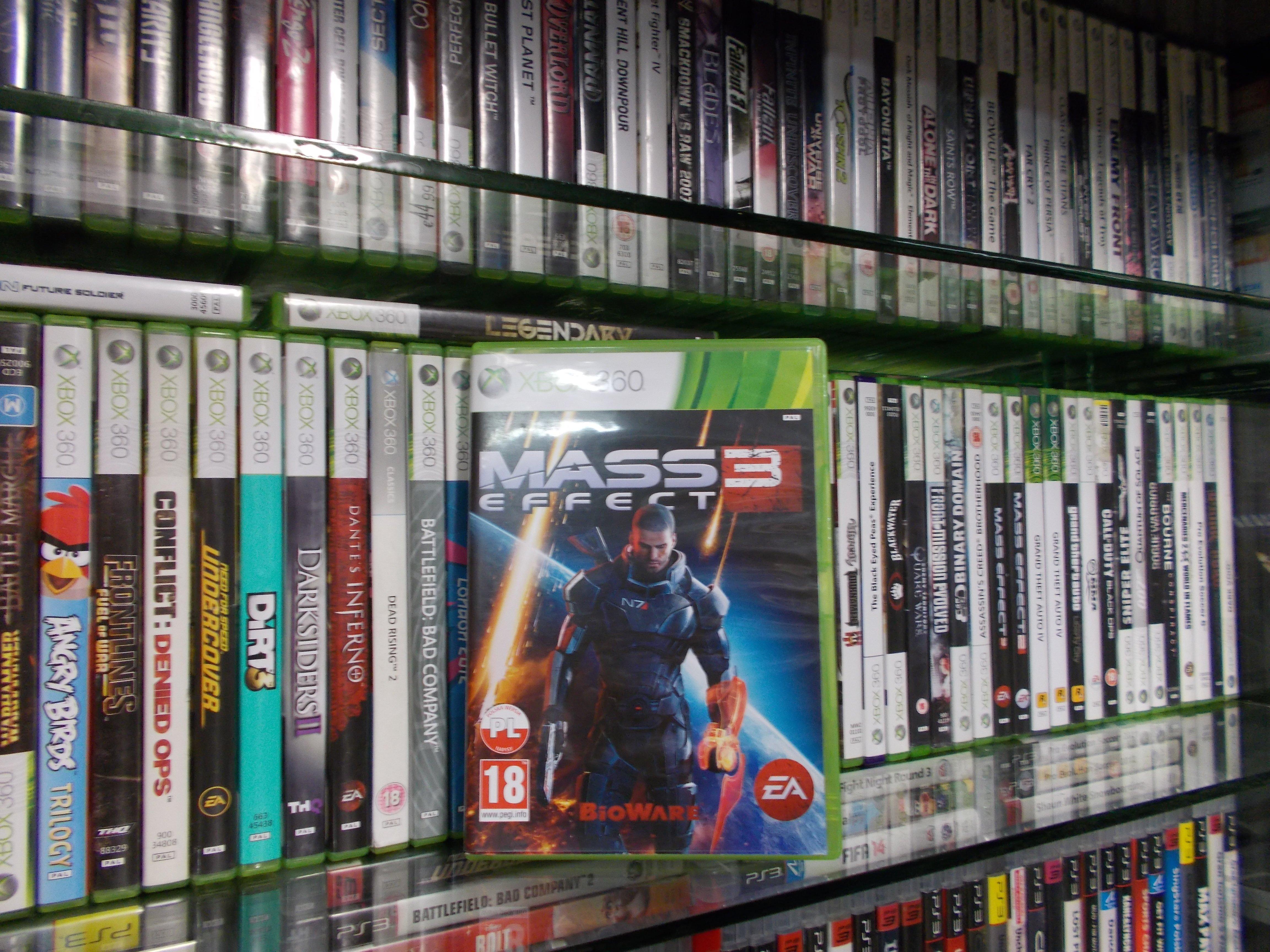 Mass Effect 3 PL - GRA PS3 Sklep