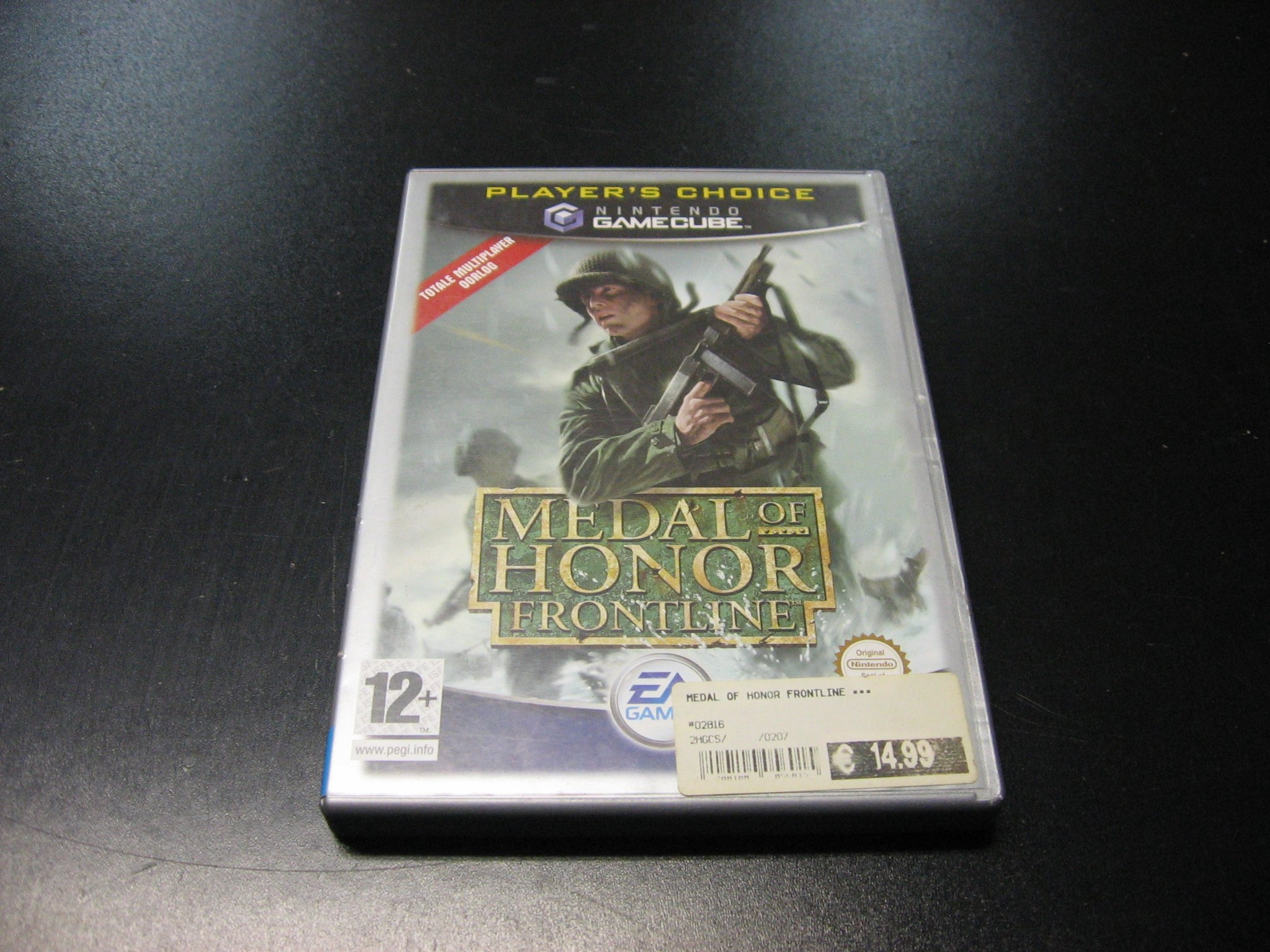 Medal of Honor Frontline - GRA Nintendo GameCube Sklep