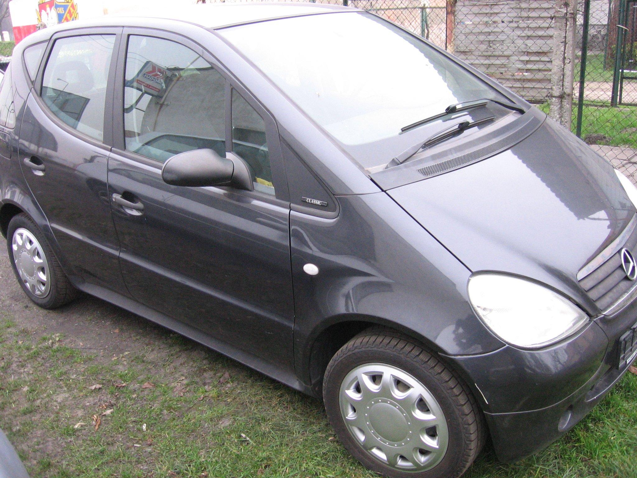 Mercedes-Benz A-Klasa 1.4 benzyna - Opole