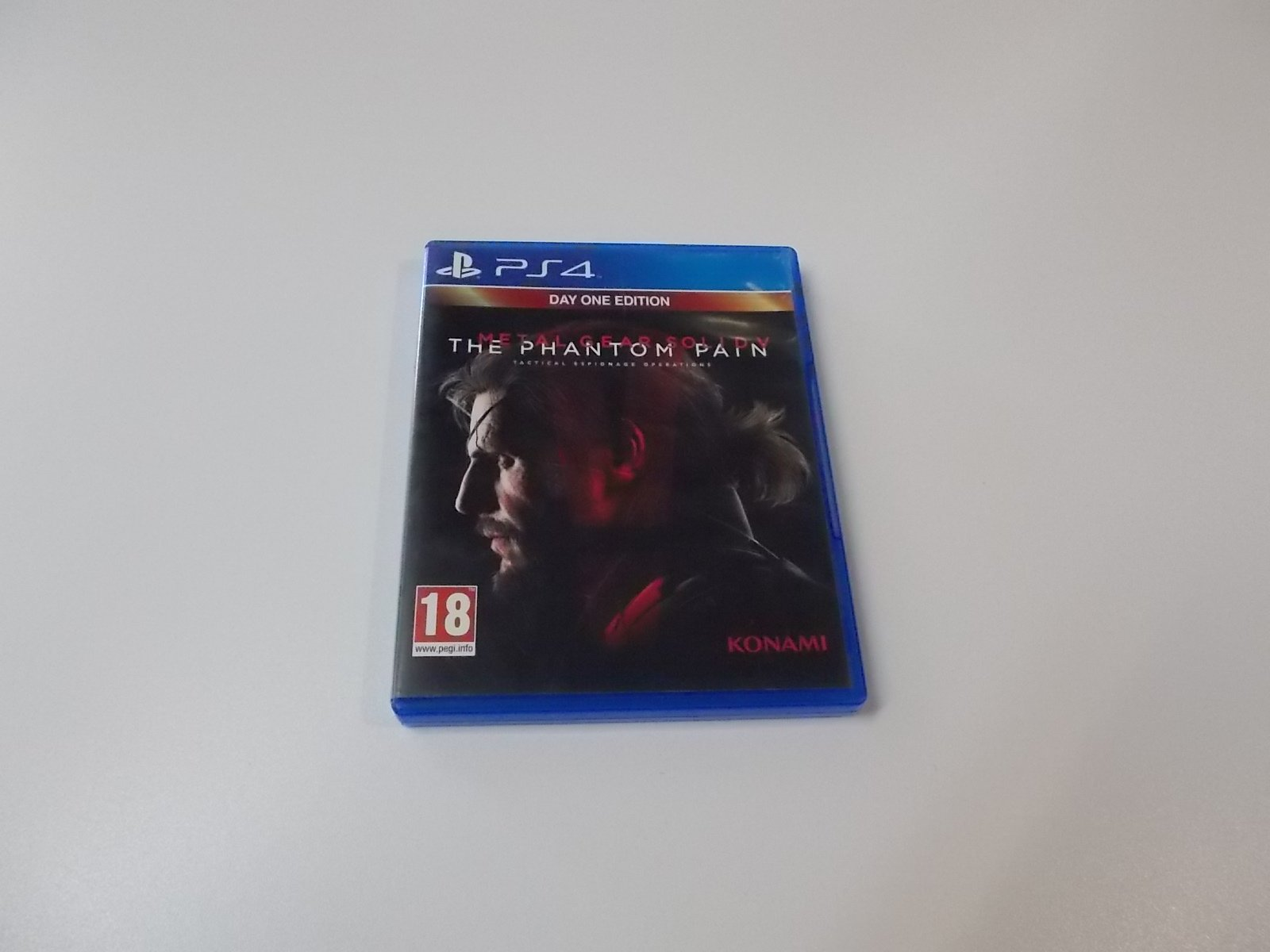 Metal Gear Solid V: The Phantom Pain - GRA Ps4 - Opole 0454