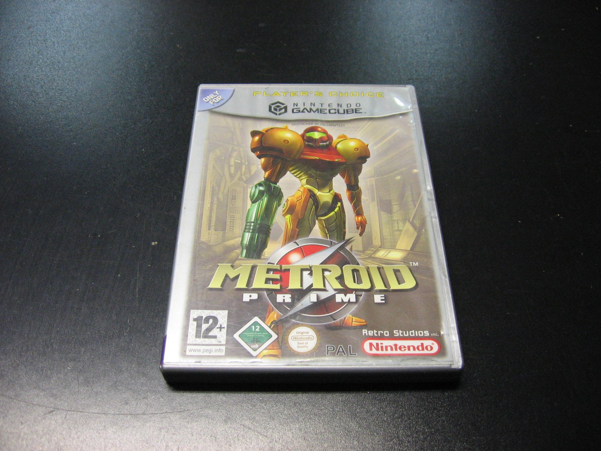 Metroid Prime - GRA Nintendo GameCube Sklep
