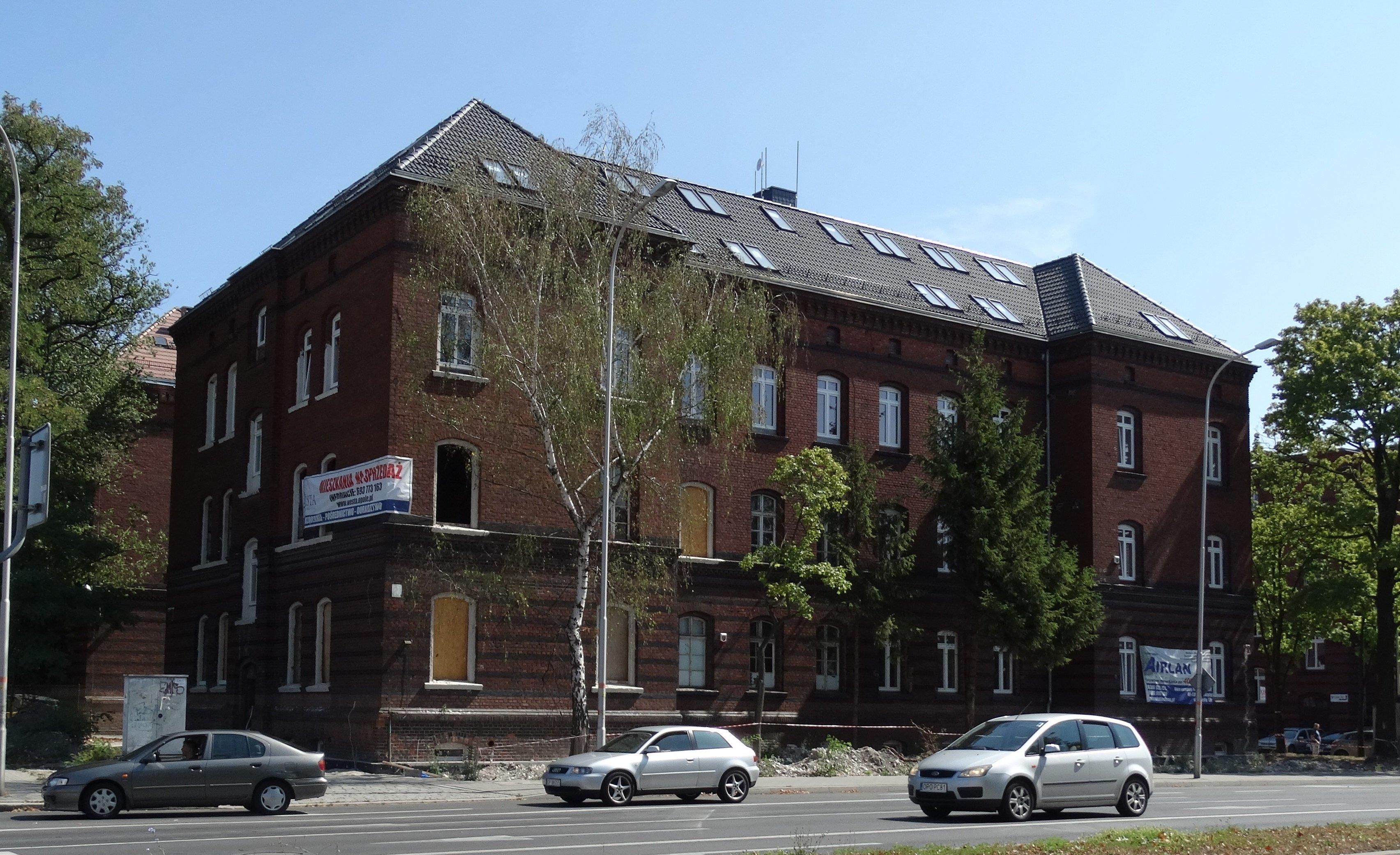 Mieszkanie, 47.7 m2, Opole - Centrum