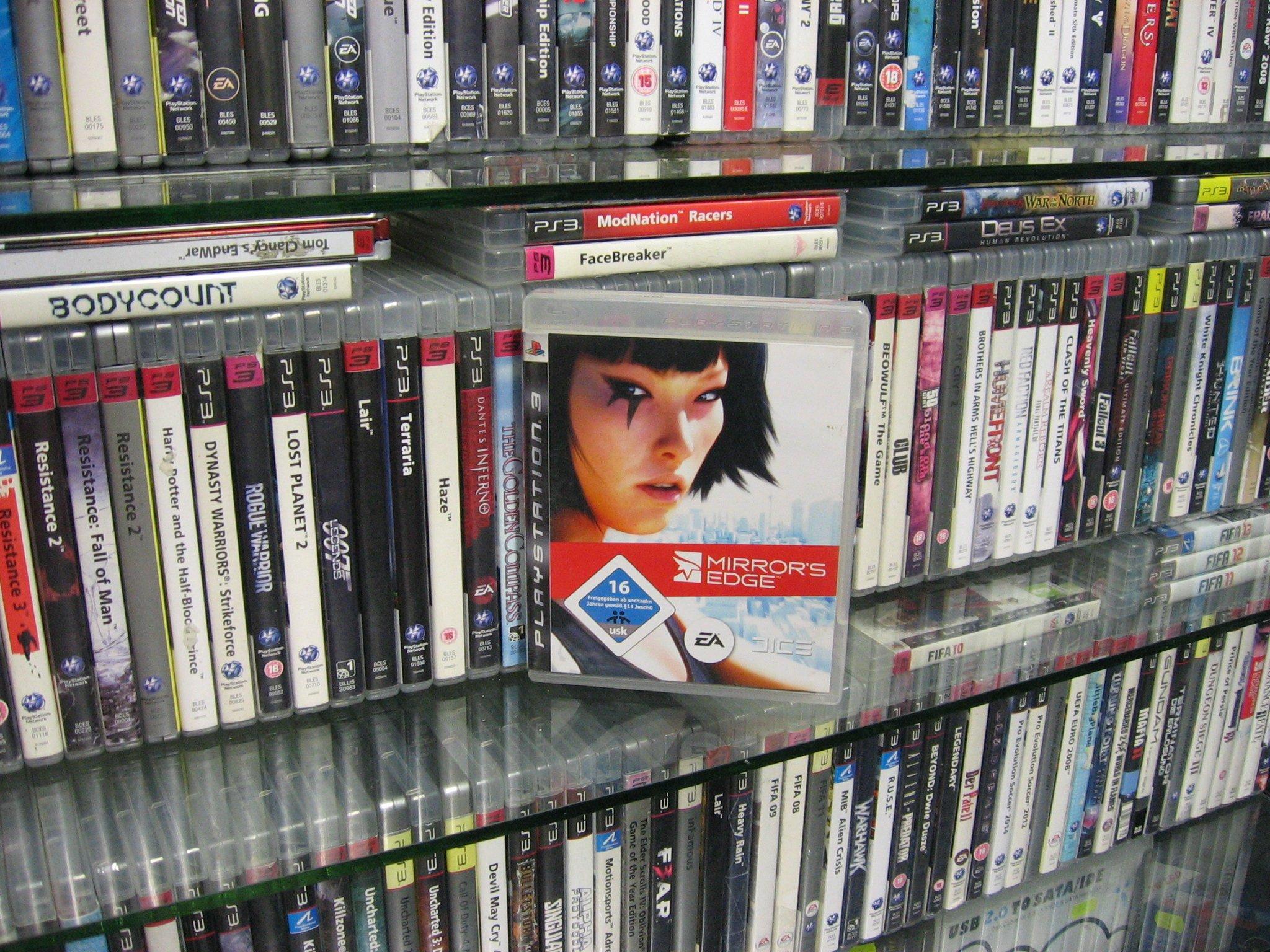 Mirrors Edge - GRA PS3 Sklep 0040