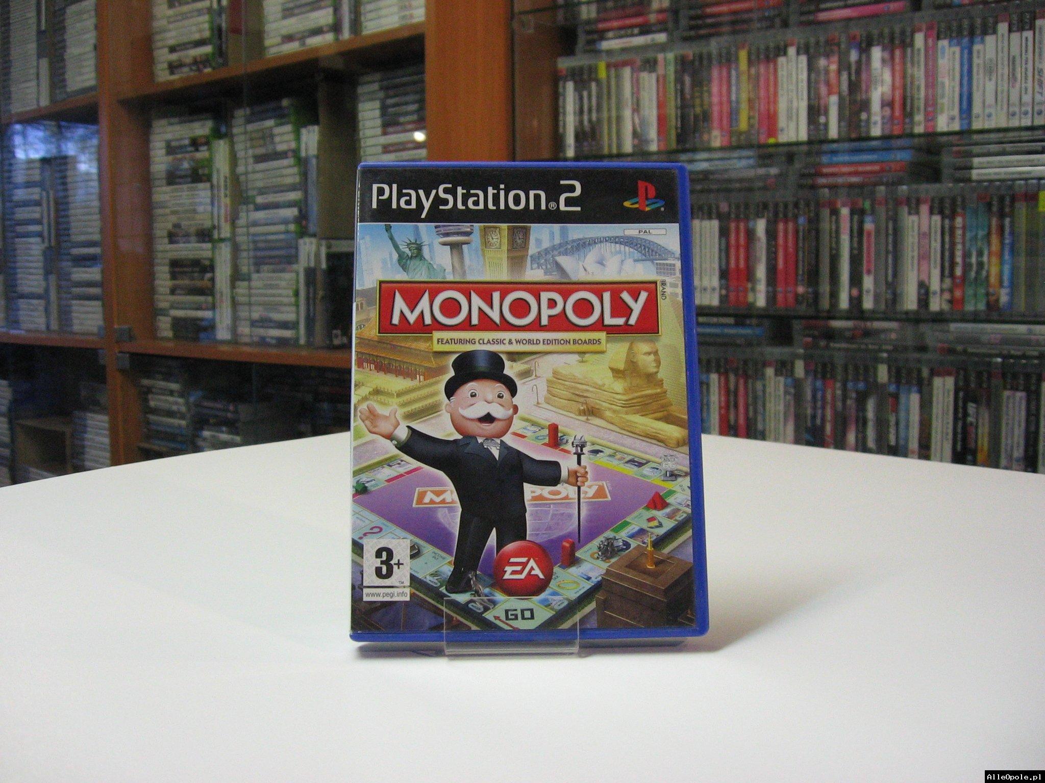Monopoly - GRA Ps2 - Opole 0581