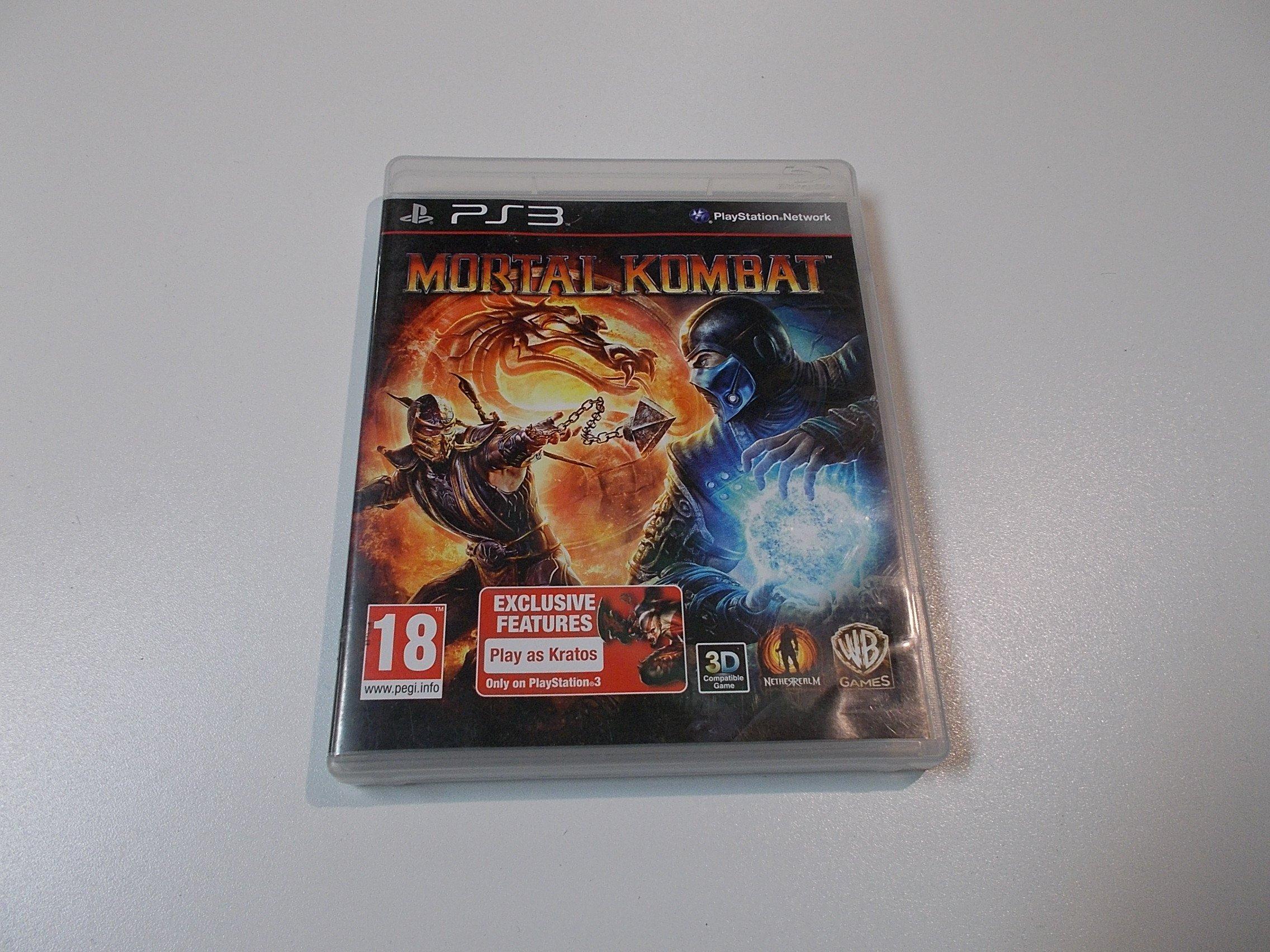 Mortal Kombat - GRA Ps3 - Sklep