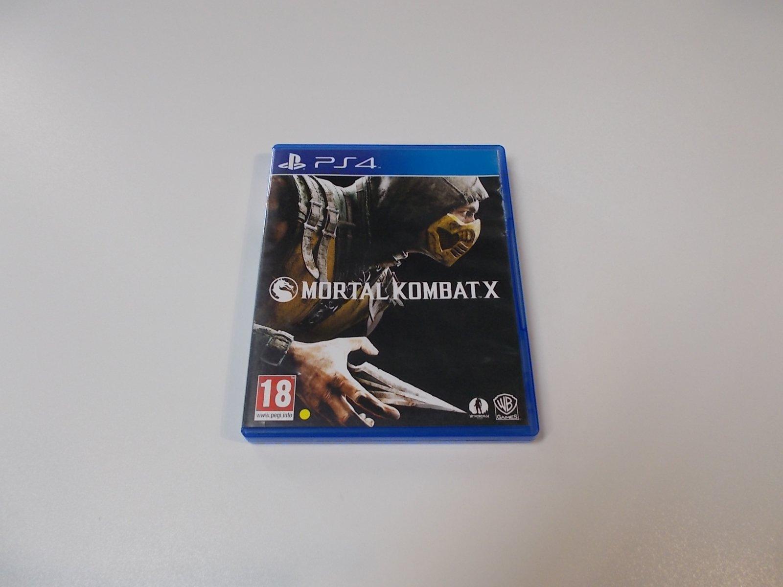 Mortal kombat X - GRA Ps4 - Opole 0546