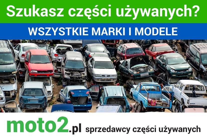 Moto2.pl Używane części samochodowe