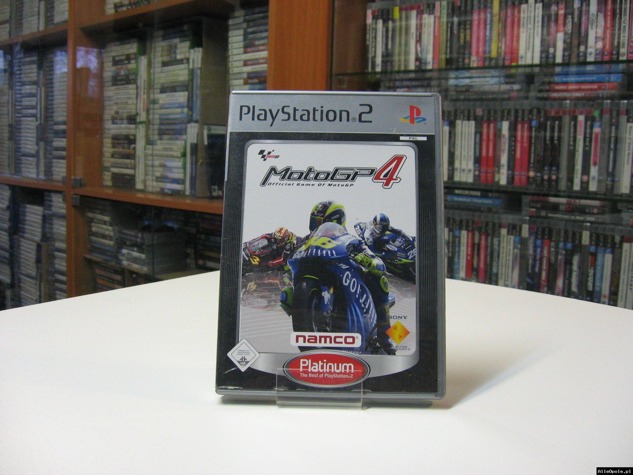 MotoGP4 - GRA Ps2 - Opole 0557