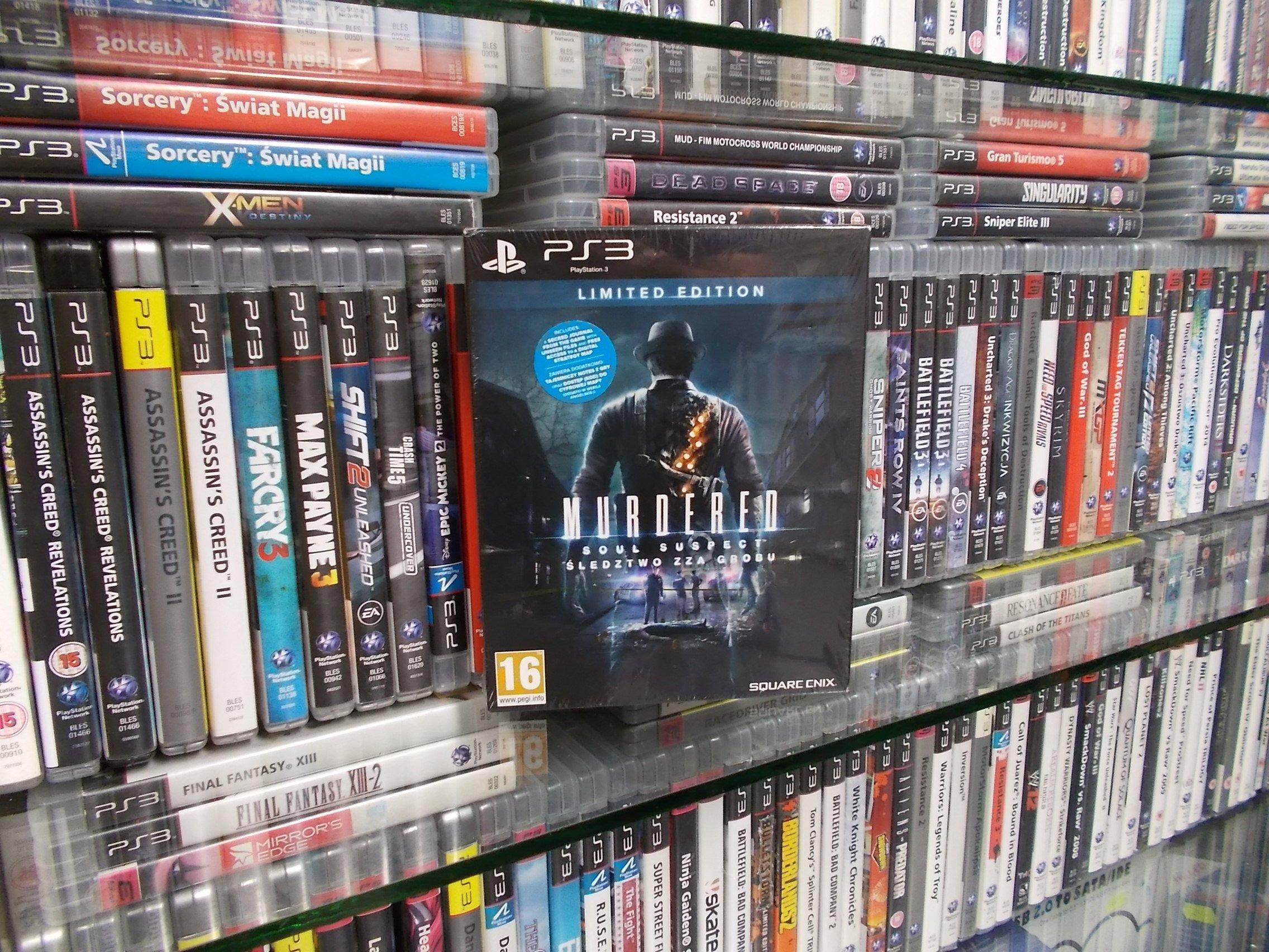 Murdered Soul Suspect - GRA PS3 - Sklep