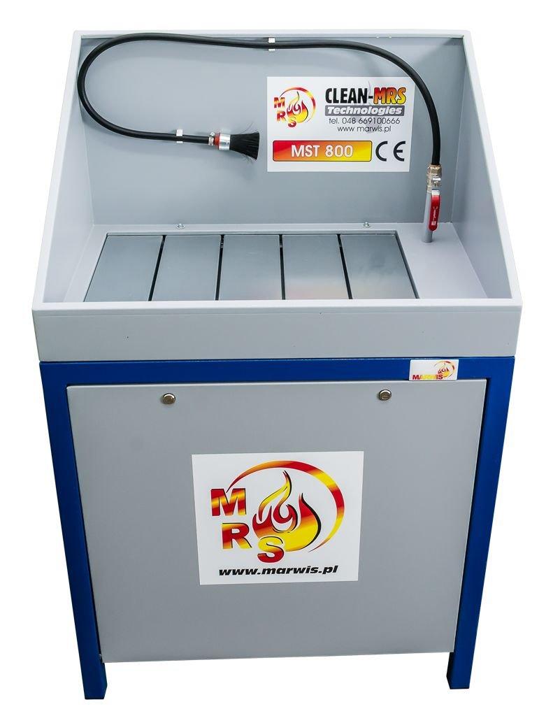 Myjka warsztatowa MST 800 _ Stół do mycia części _ płyny myjące