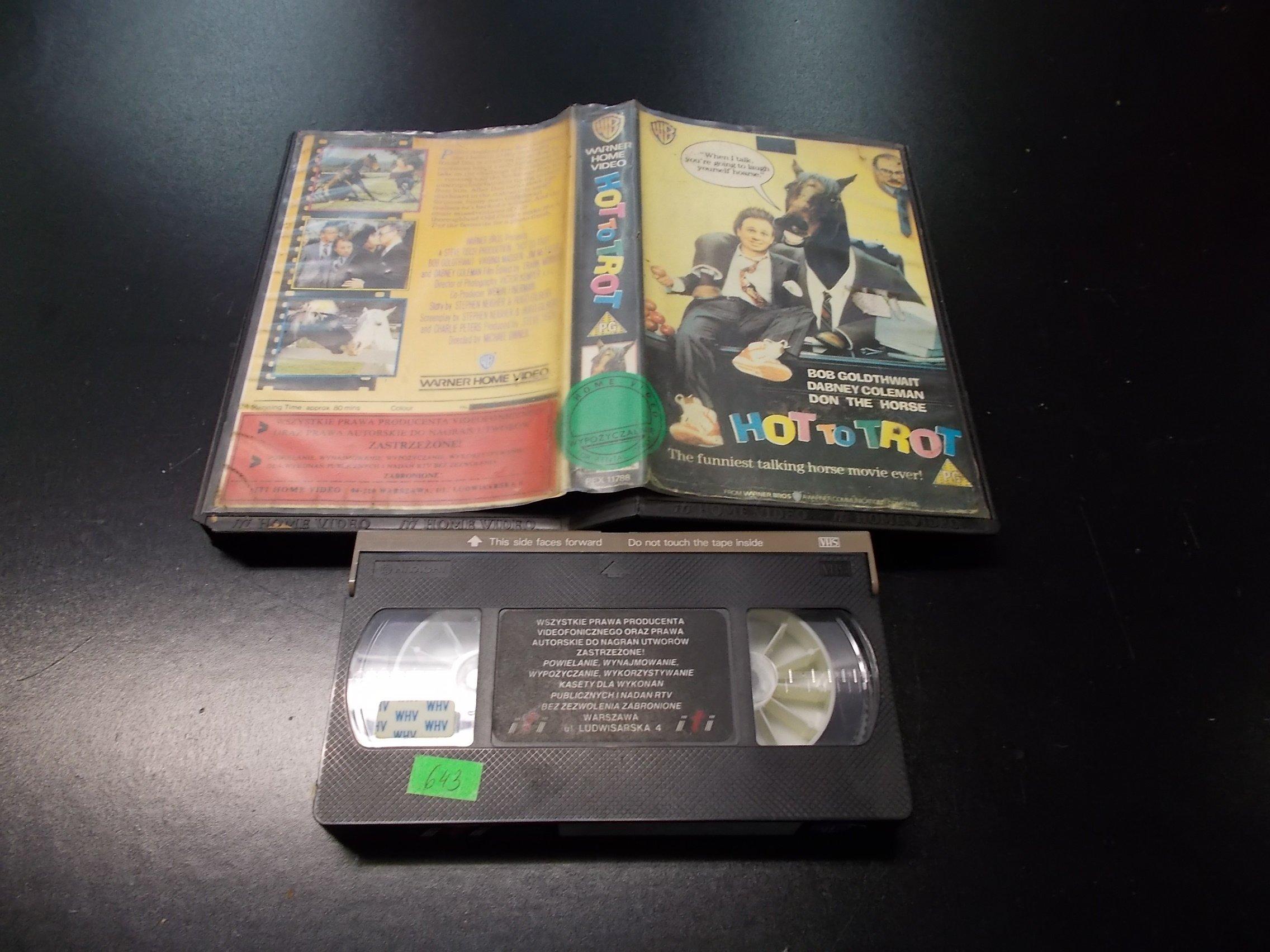 MĄDRZEJSZY OD JEŹDŻCA -  kaseta VHS - 1297 Opole - AlleOpole.pl