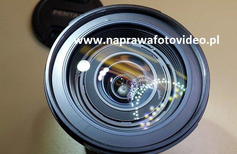 NAPRAWA OBIEKTYWÓW Kraków www.naprawafotovideo.pl