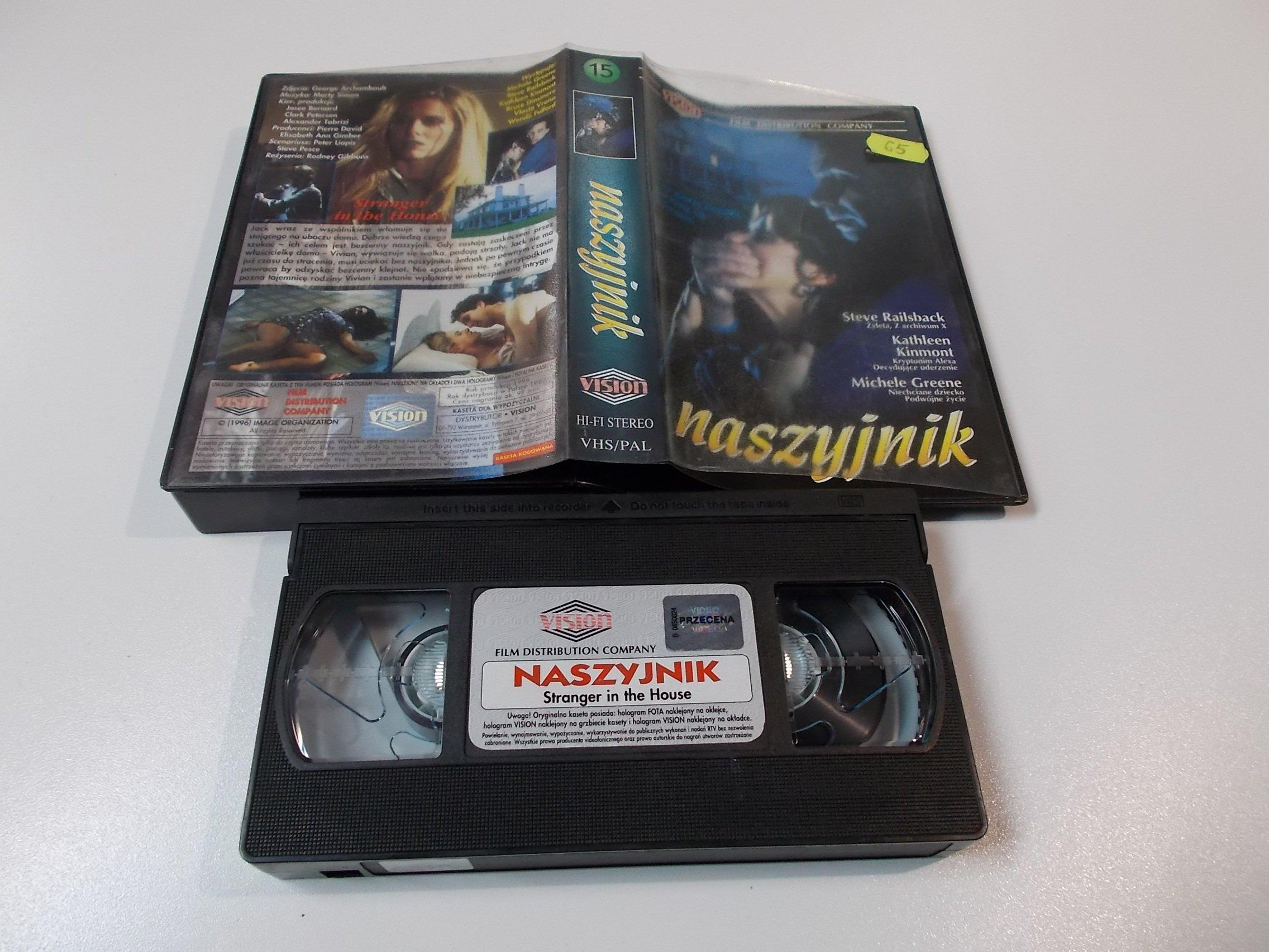 NASZYJNIK - Kaseta Video VHS - Opole 1514