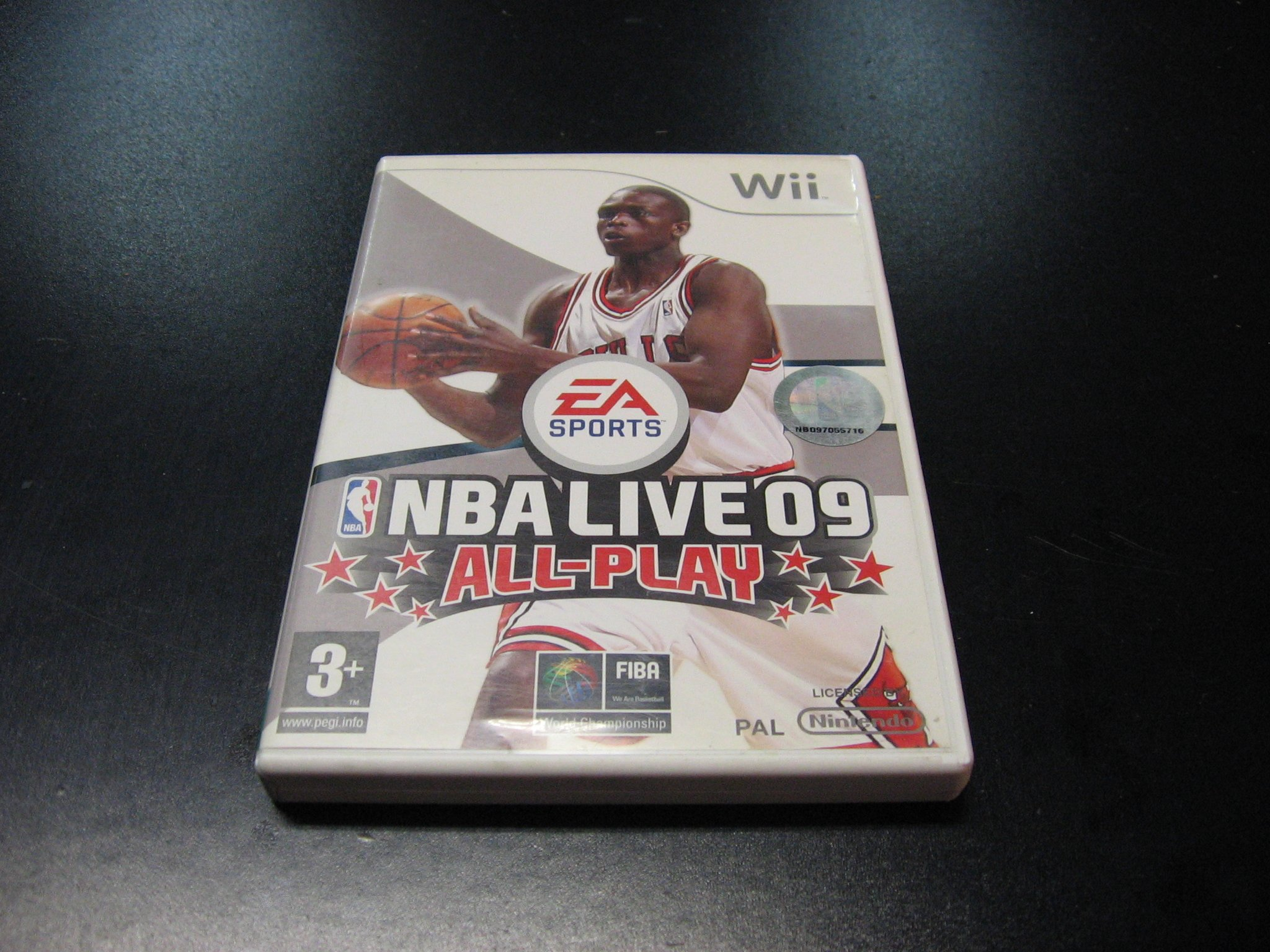 NBA Live 09 All-Play - GRA Nintendo Wii Sklep