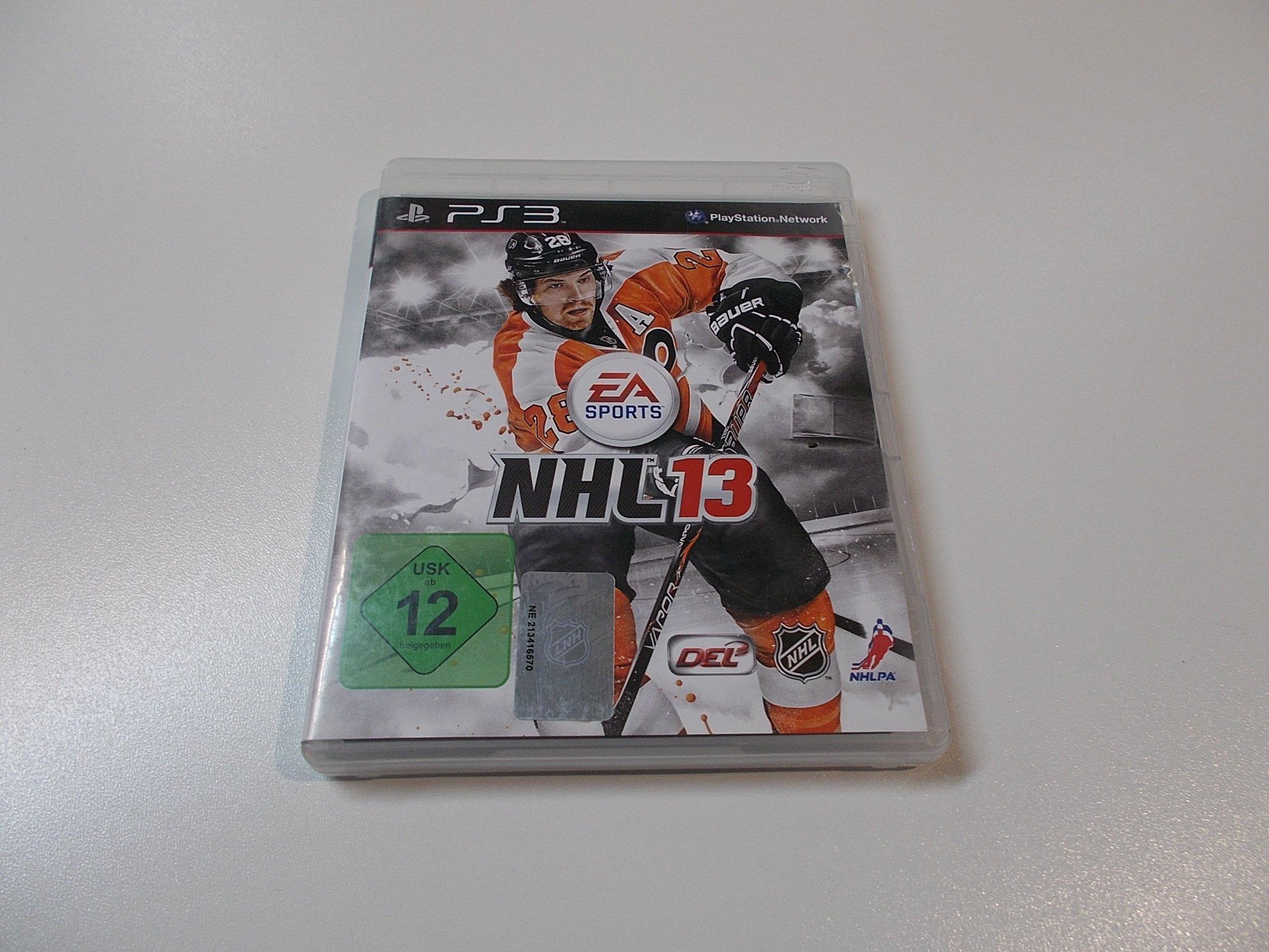 NHL 13 - GRA Ps3 - Sklep