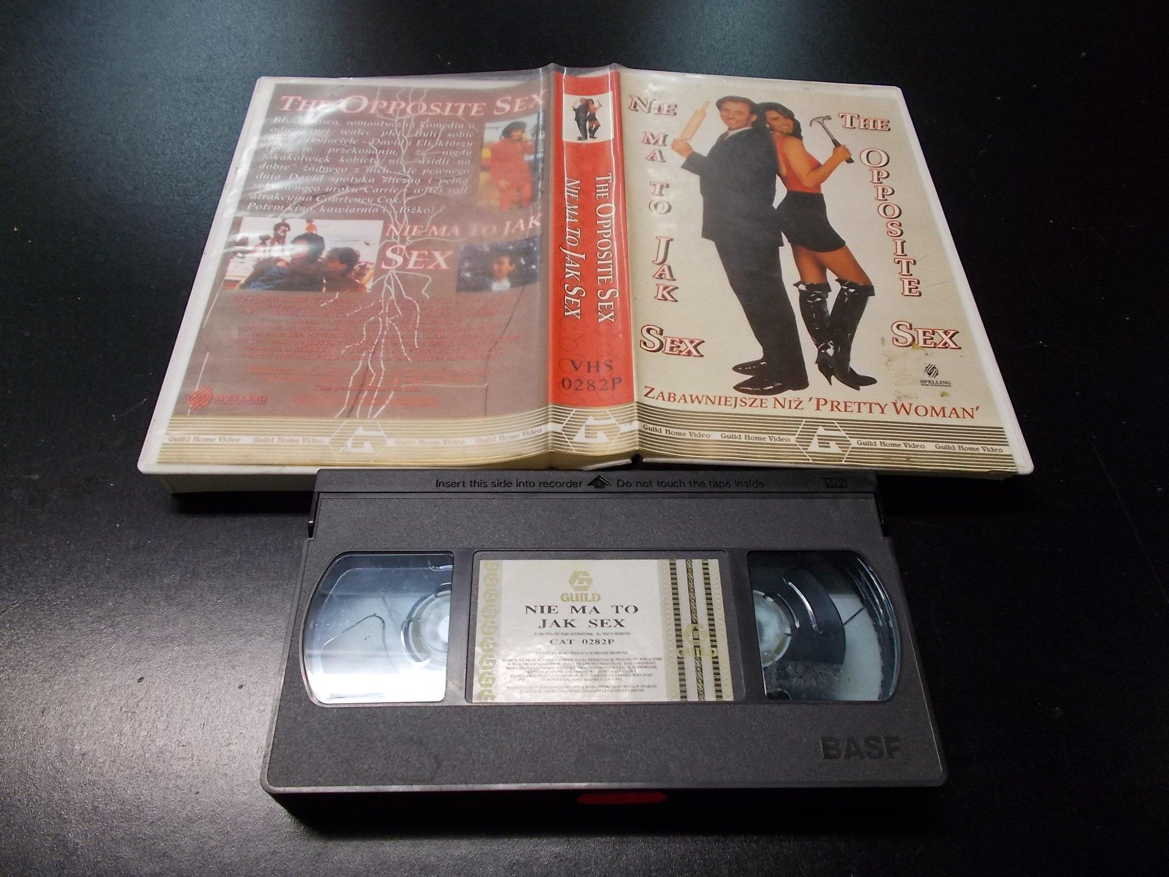 NIE MA TO JAK SEX -  kaseta Video VHS - 1334 Opole - AlleOpole.pl