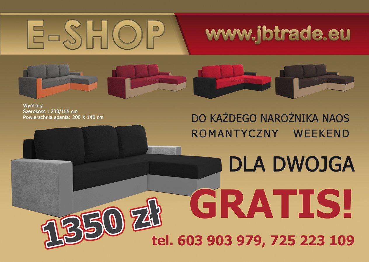 Najwyższej jakości meble tapicerowane, narożniki,sofy,pufy VESELI.JBTRADE.EU