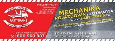 Naprawa dostawczych Poznań 512-731-934