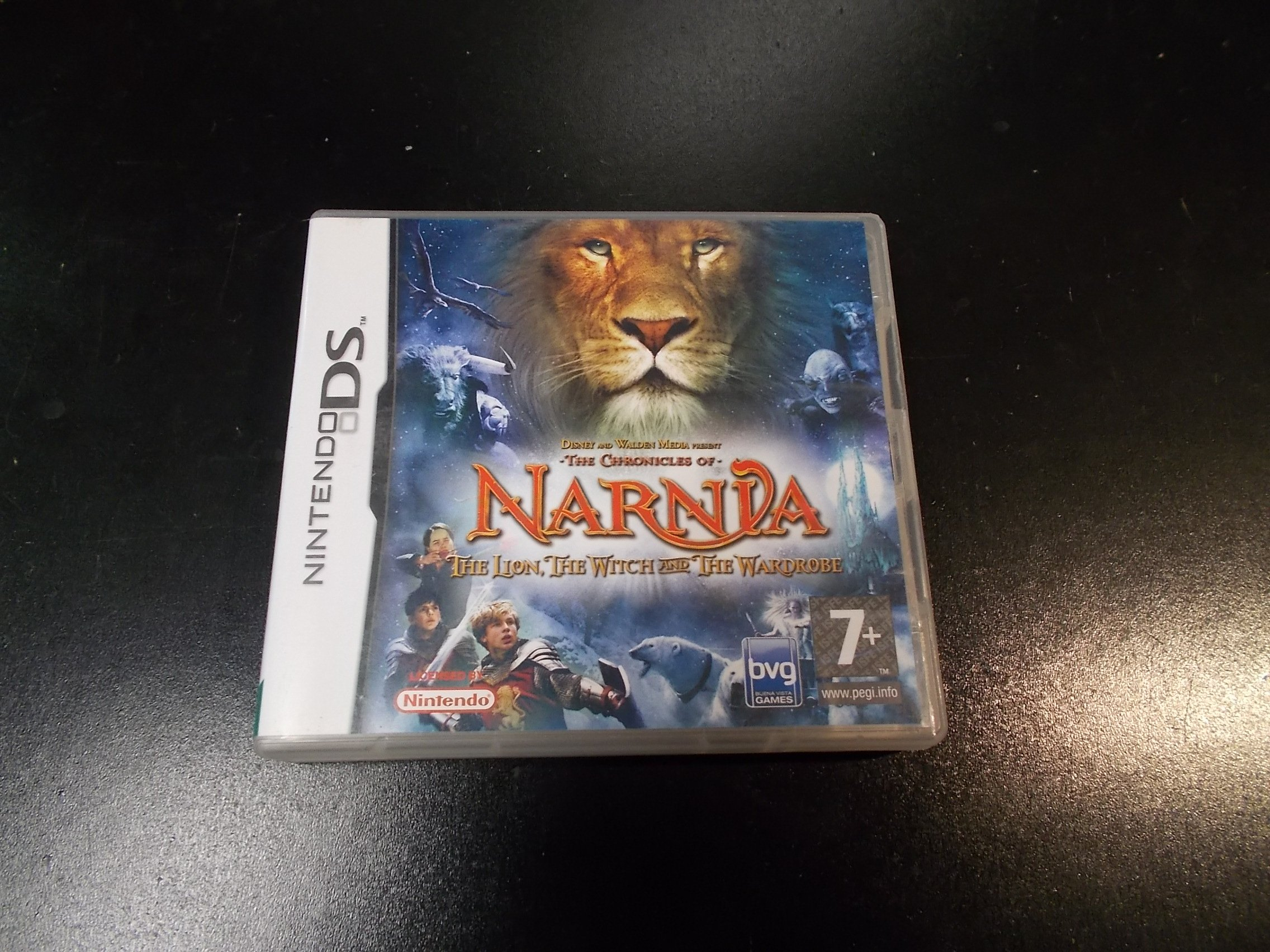 Narnia - The Lion,The Witch - GRA Nintendo DS Sklep