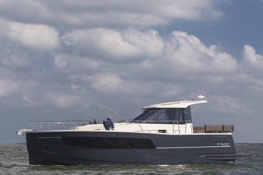 Nautika 1100 R - jacht z opcją pływania w ślizgu