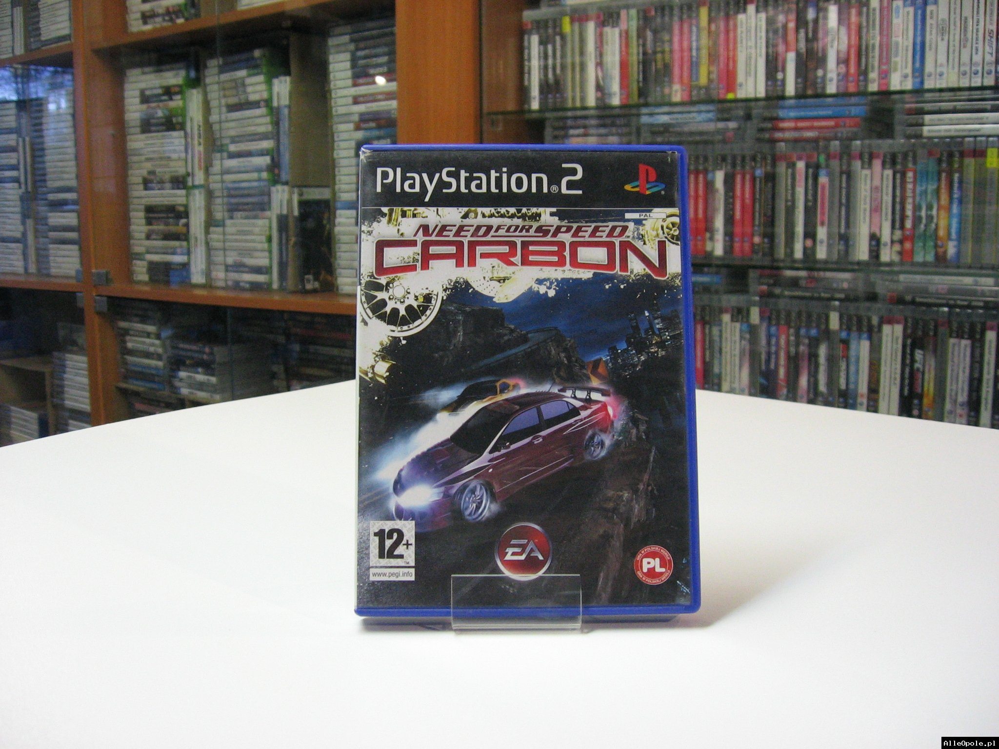 Need For Speed Carbon PL - GRA Ps2 - Opole 0591