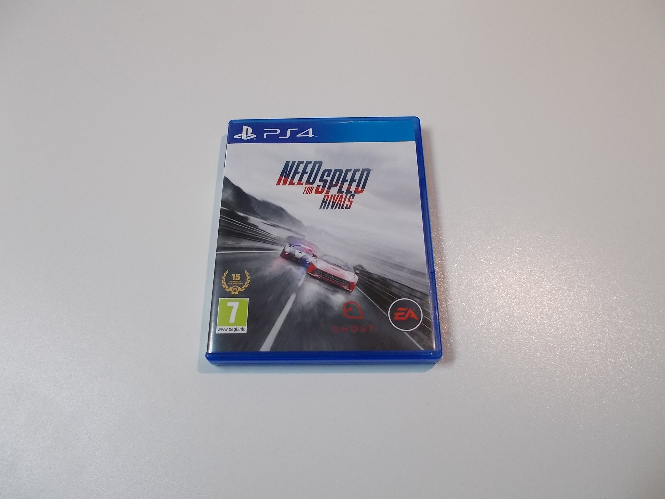 Need For Speed Rivals - GRA Ps4 - Sklep ALFA Opole 0377