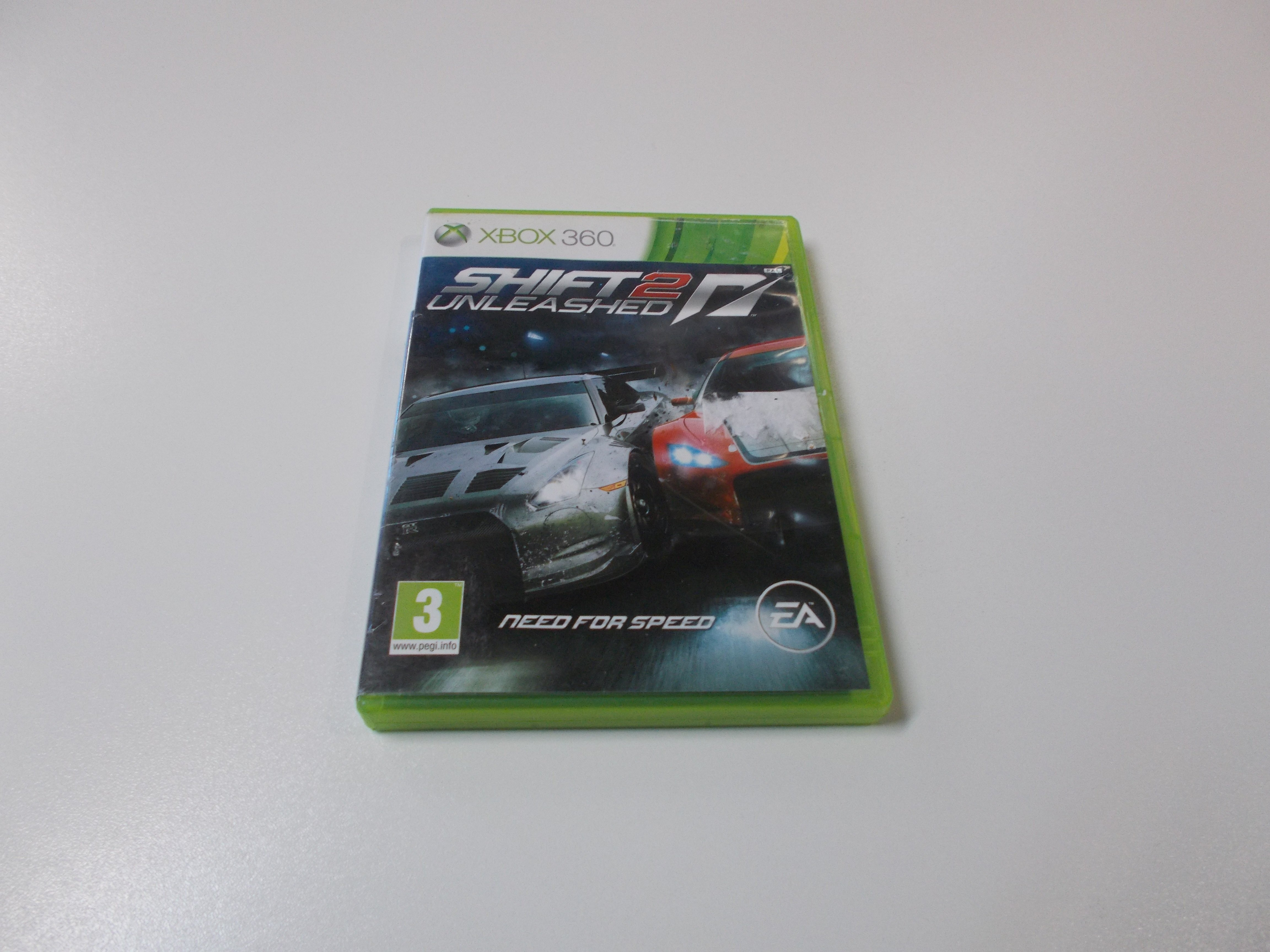 Need for Speed: Shift 2 Unleashed - GRA Xbox 360 - Opole 0431