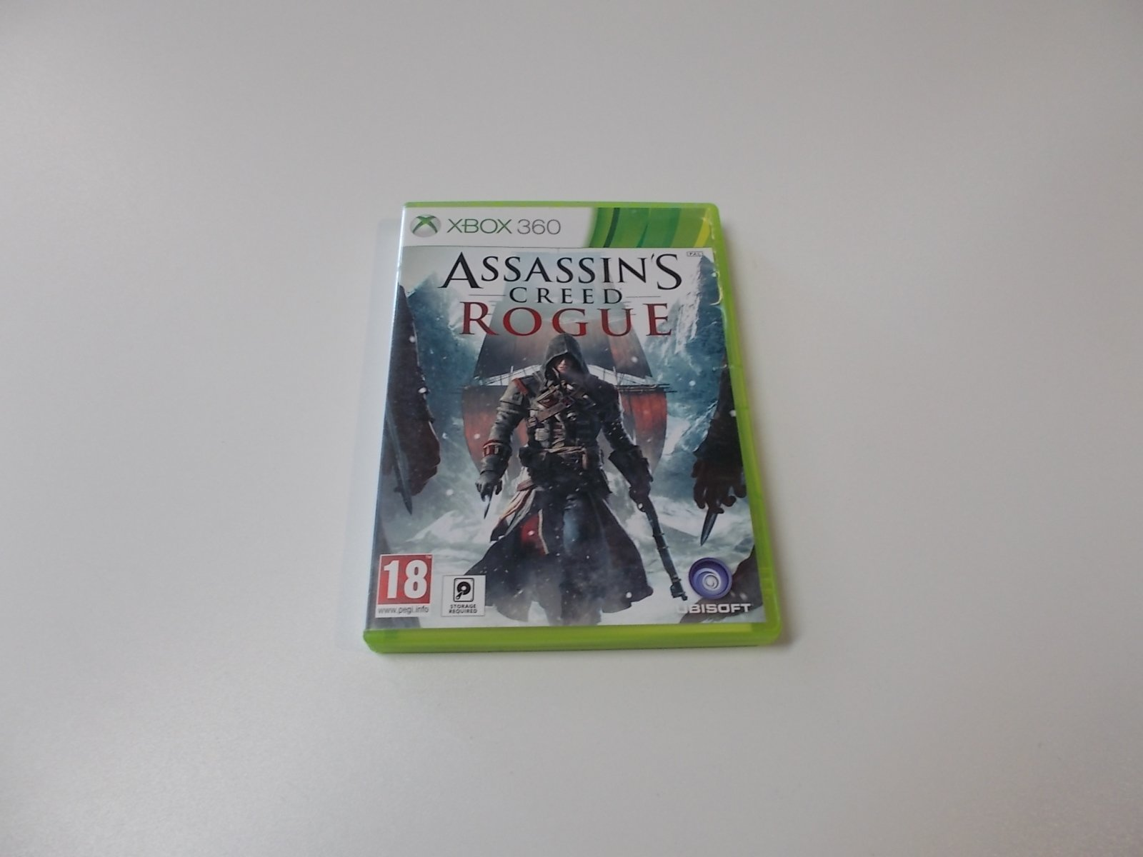 Assassins Creed Rogue - GRA Xbox 360 - Opole 0435