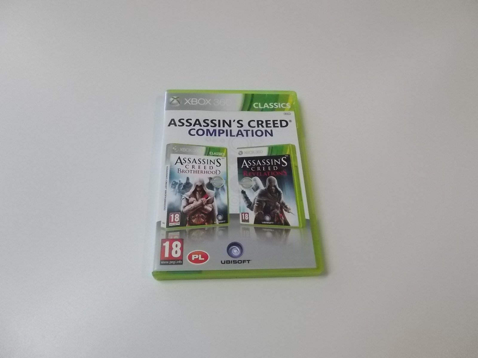 Assassins Creed Compilation - GRA Xbox 360 - Opole 0438