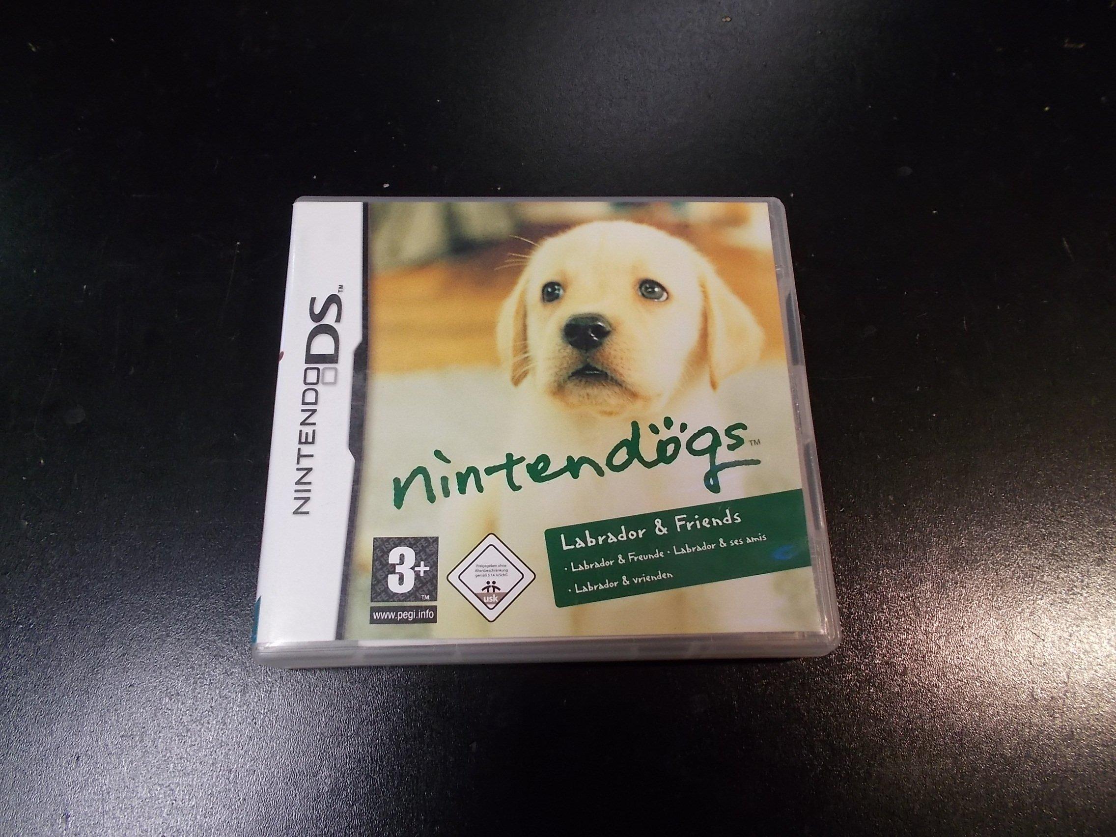 Nintendogs Labrador & Friends - GRA Nintendo DS Sklep