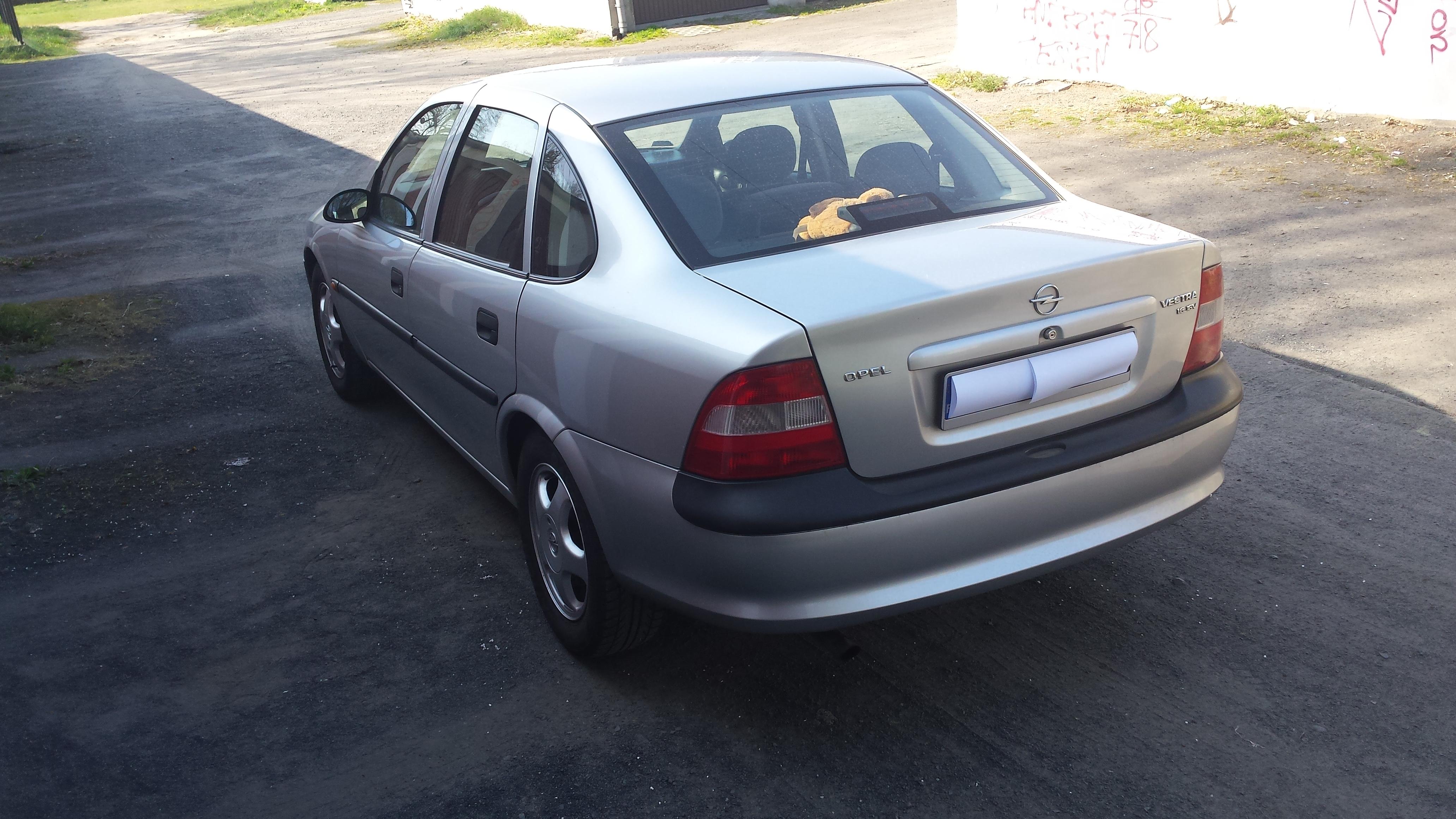 OKAZJA! Sprzedam Opel vectra 1999r.