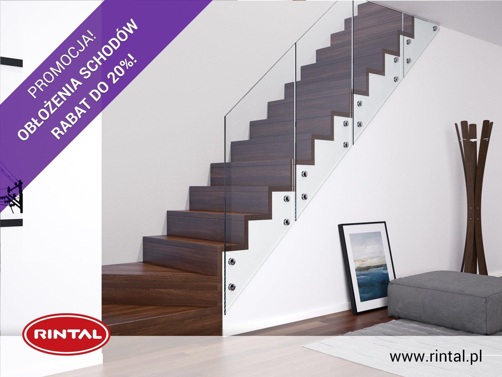 Obłożenia schodów betonowych drewnem taniej do 20%