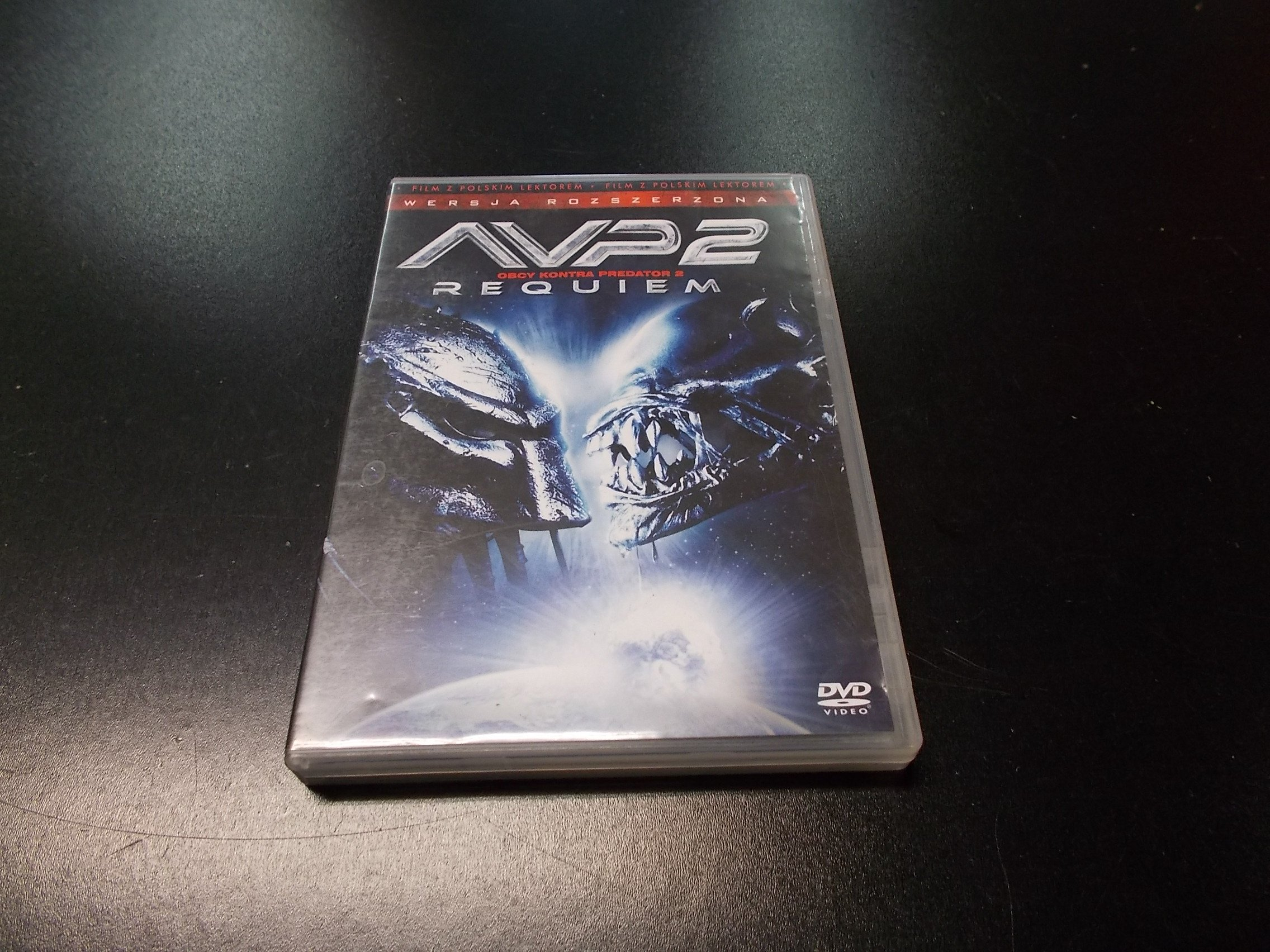 Obcy Kontra Predator 2 - DVD - Sklep