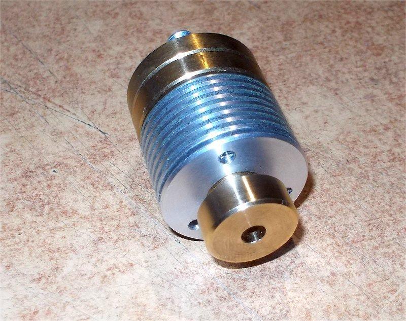 Obudowa diody laserowej, kolimator, o  mocy do 2 watt