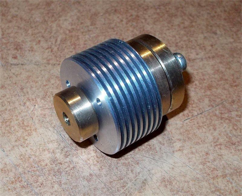 Obudowa diody laserowej, kolimator o  mocy do 3,5 watt