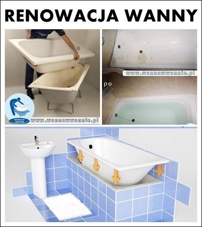 Odnowienie wanny metodą Wanna w Wannie