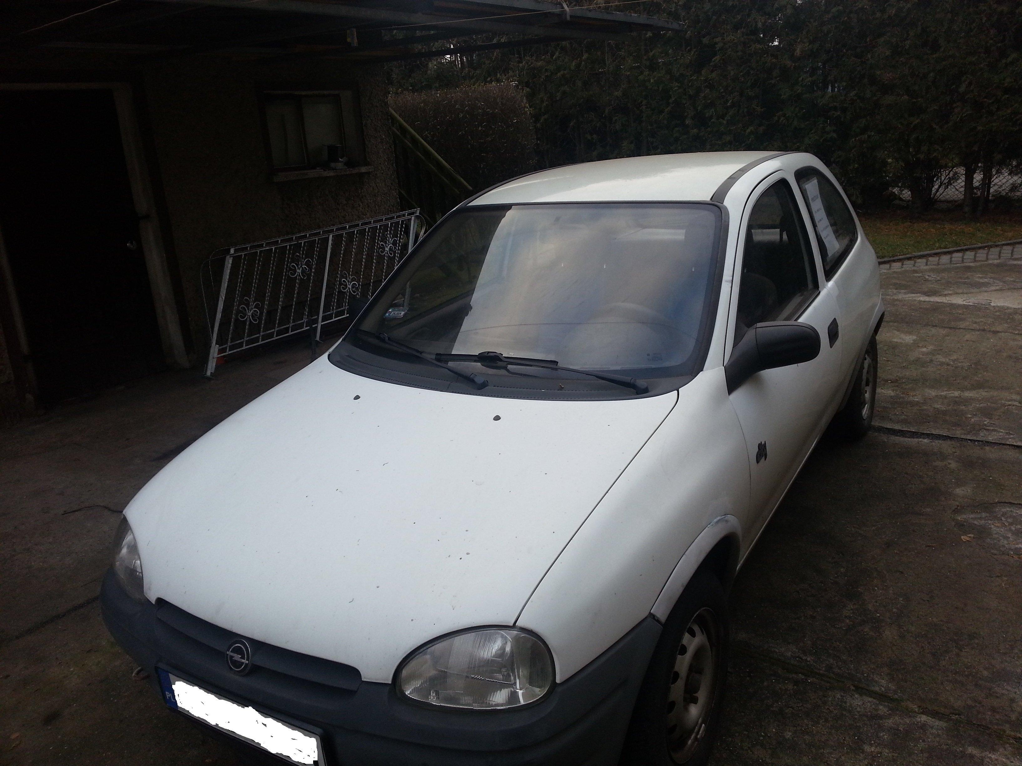 Opel Corsa B 1.2 benz
