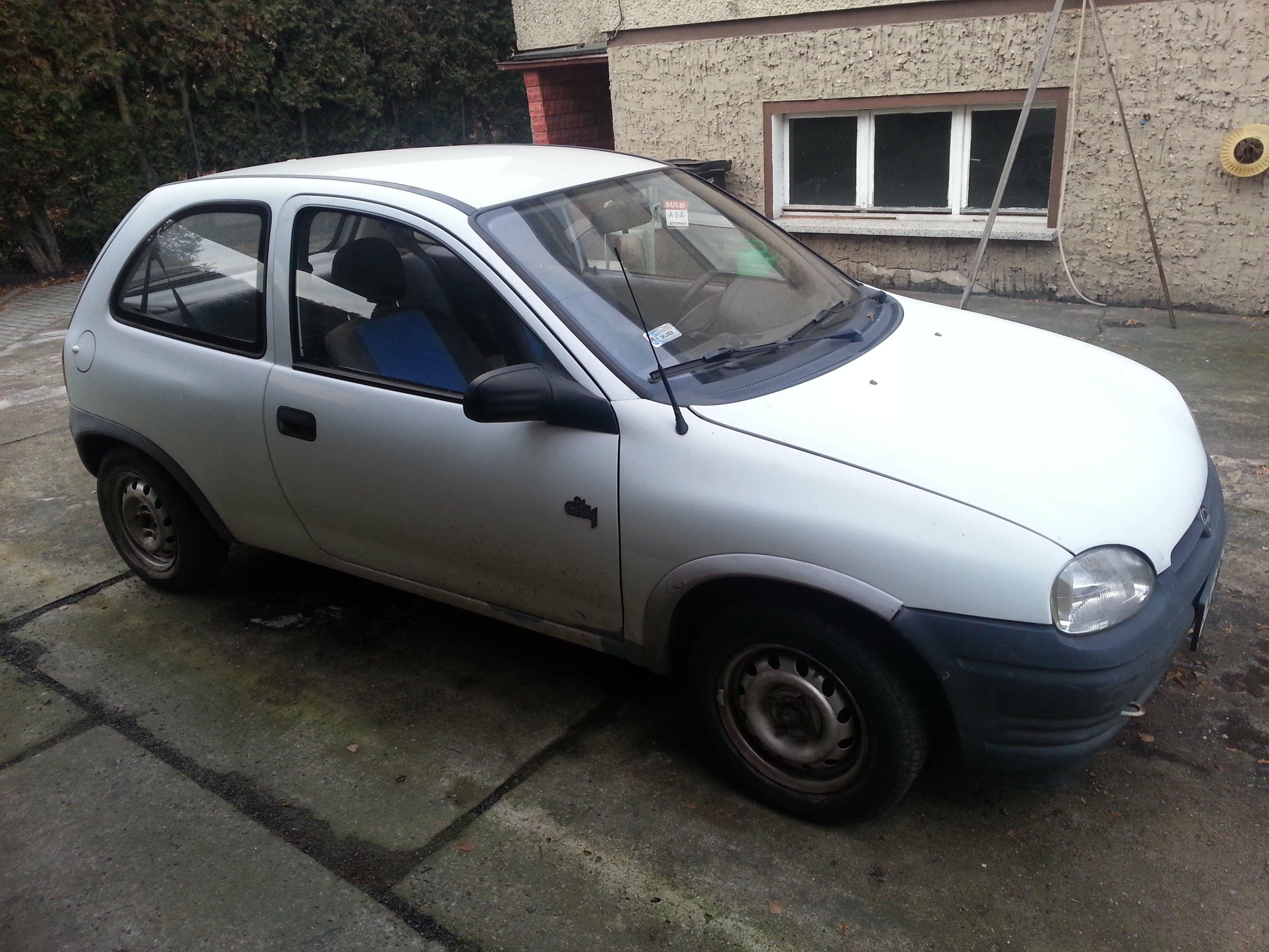 Opel Corsa B 1.2 benzyna