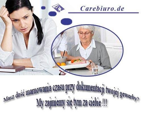 Opiekunki osób starszych Niemcy gewerba
