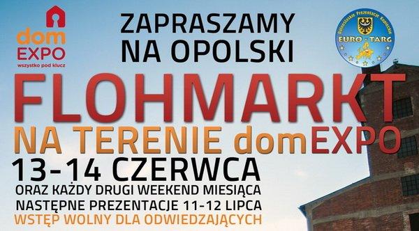 Opolski Flohmarkt w domEXPO Opole!