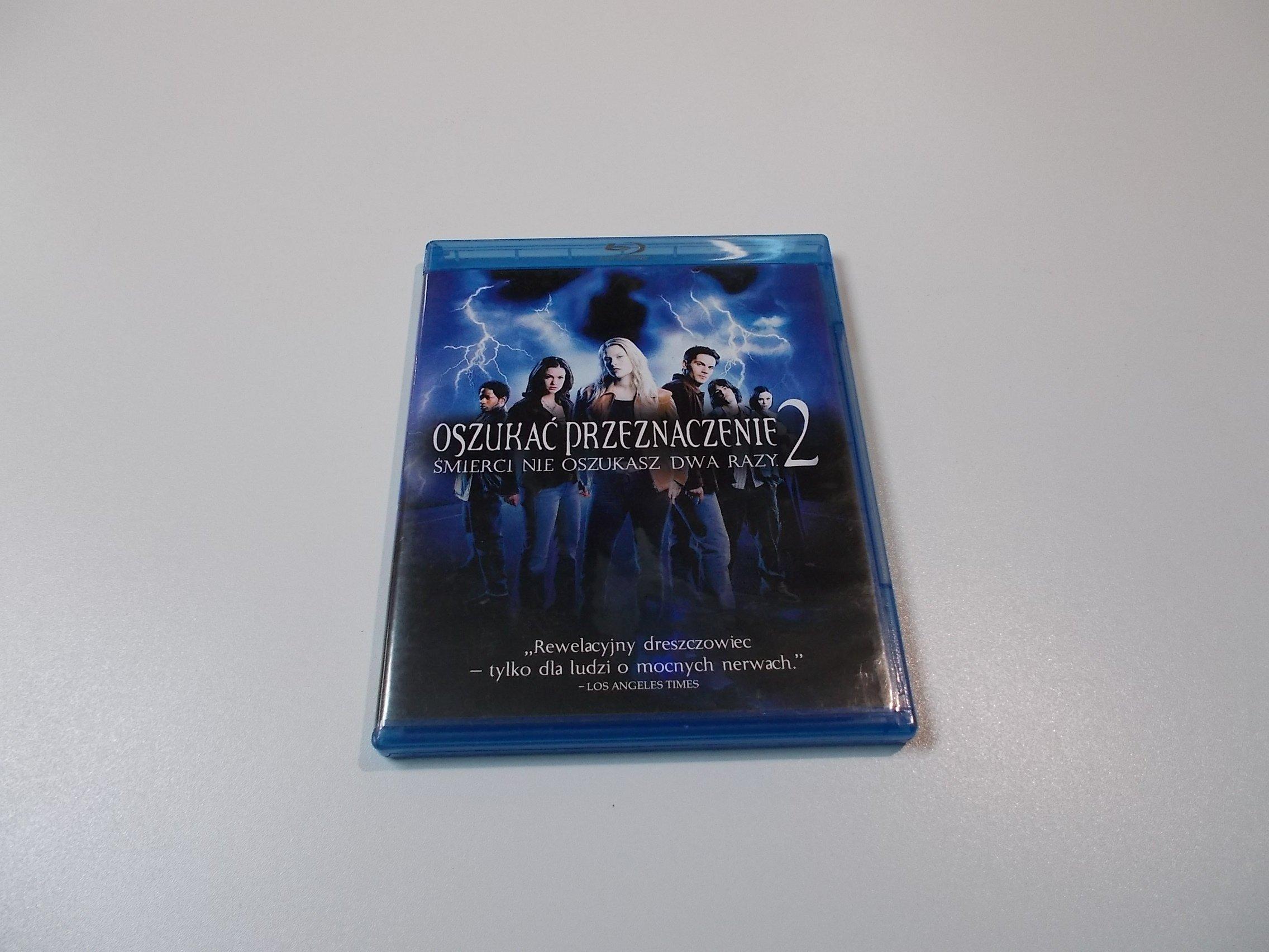 Oszukać przeznaczenie 2 - Blu-ray - Sklep