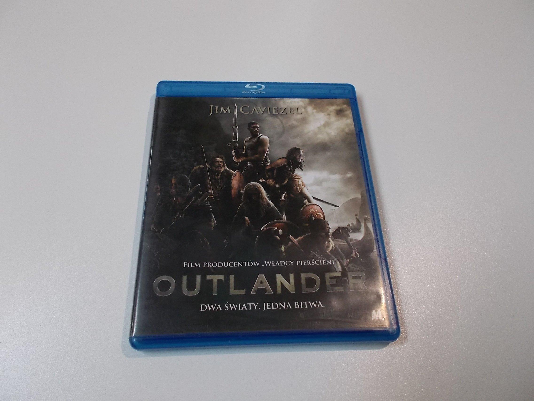 Outlander - Blu-ray - Sklep