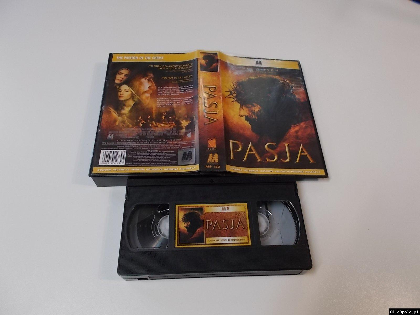 PASJA - VHS Kaseta Video - Opole 1719
