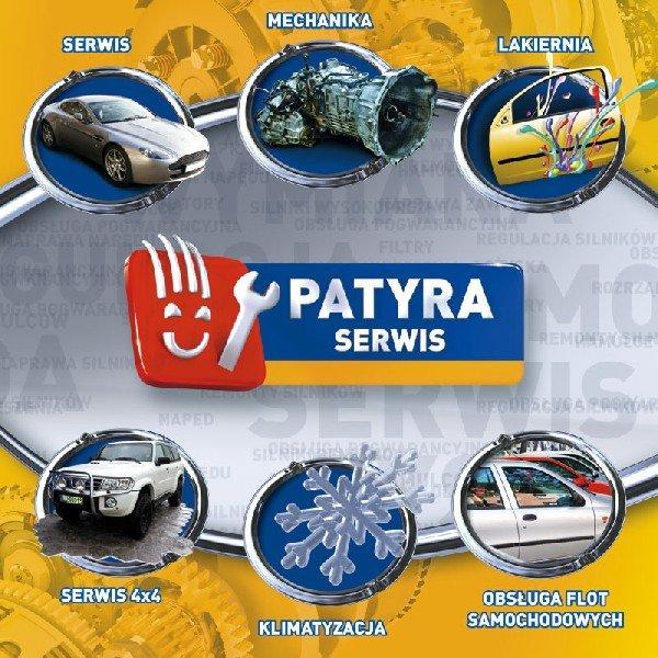 PATYRA - AUTO SERWIS - Szymon Patyra