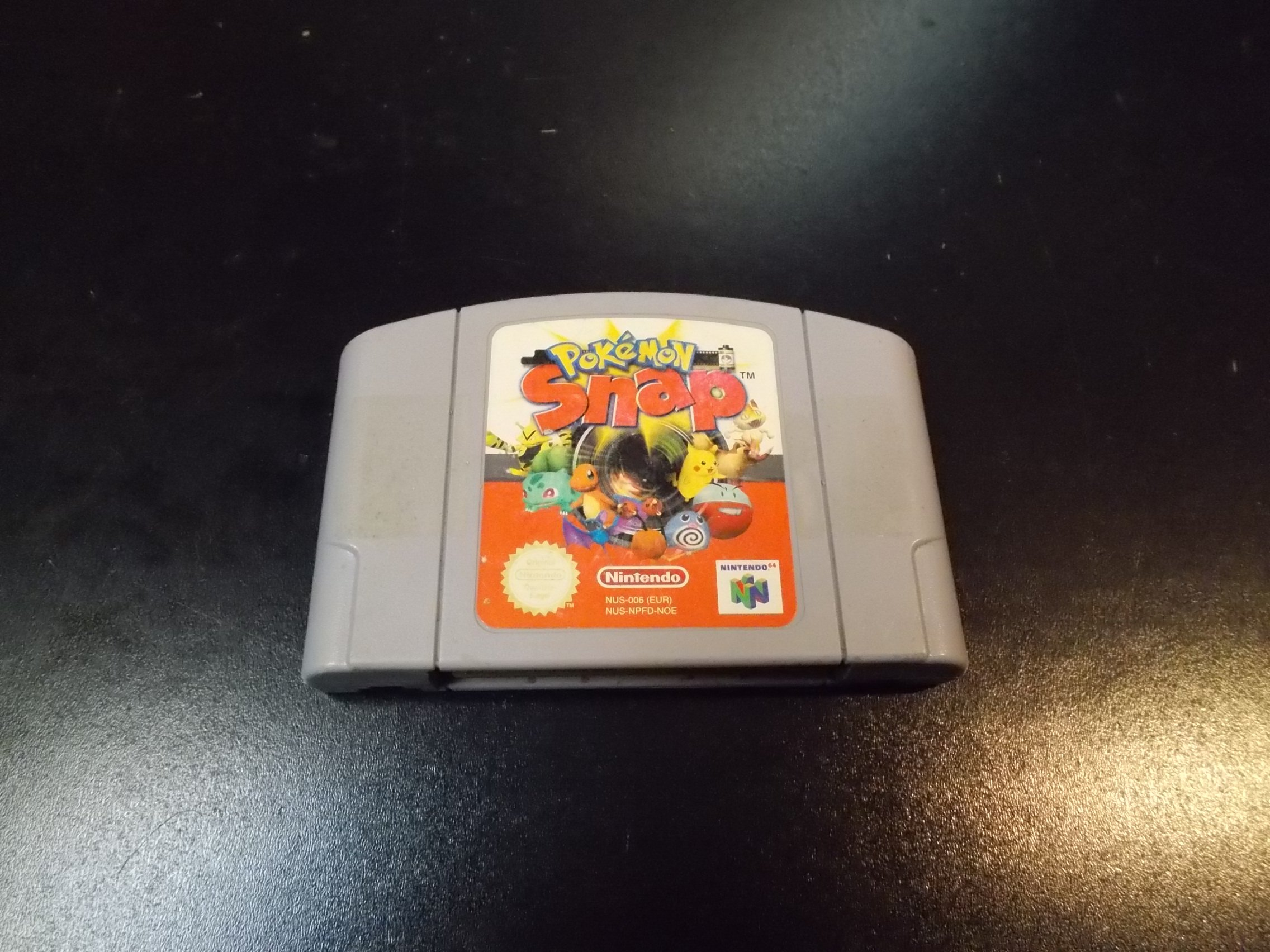 POKEMON SNAP - GRA Nintendo 64 0269