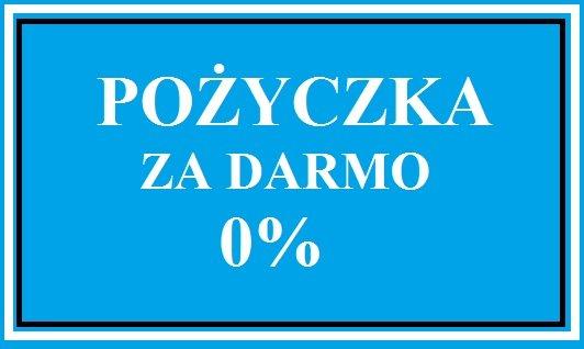 POŻYCZKA ZA DARMO DO 2 000 ZŁ- 0%- oferta 3 banków