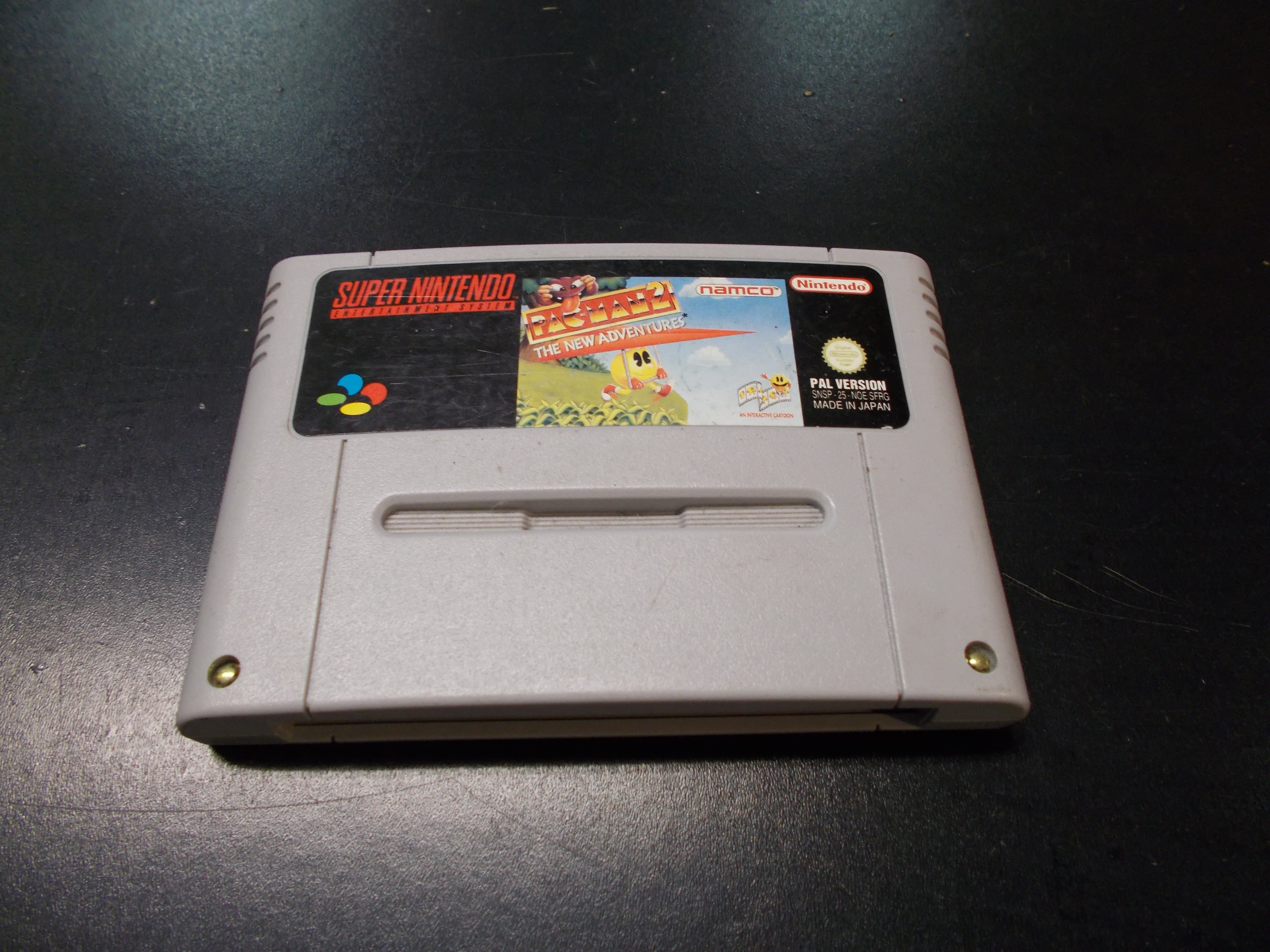 Pac-Man 2 The New Adventures - GRA Nintendo SNES Opole 0140